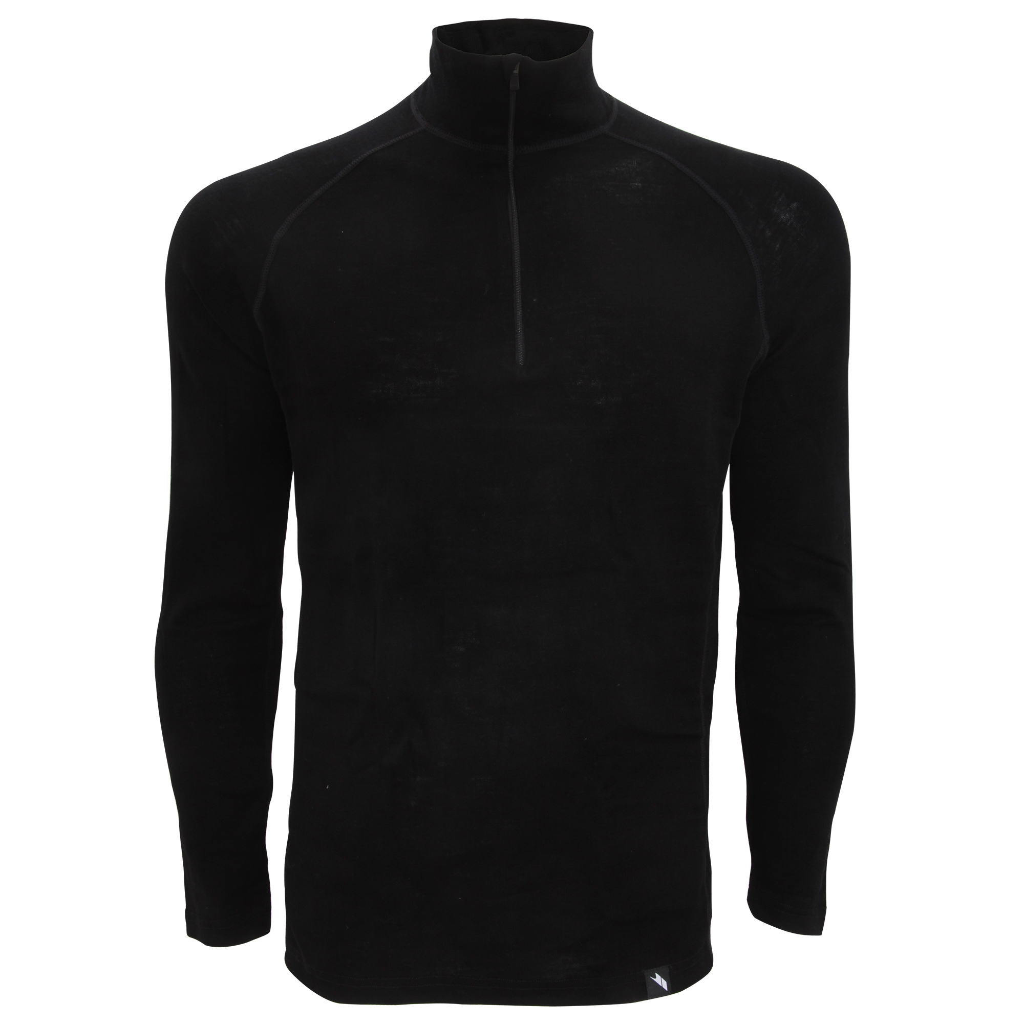 Awdis Just Cool Mens Cowl Neck Long Sleeve Baselayer Top Pack of 2
