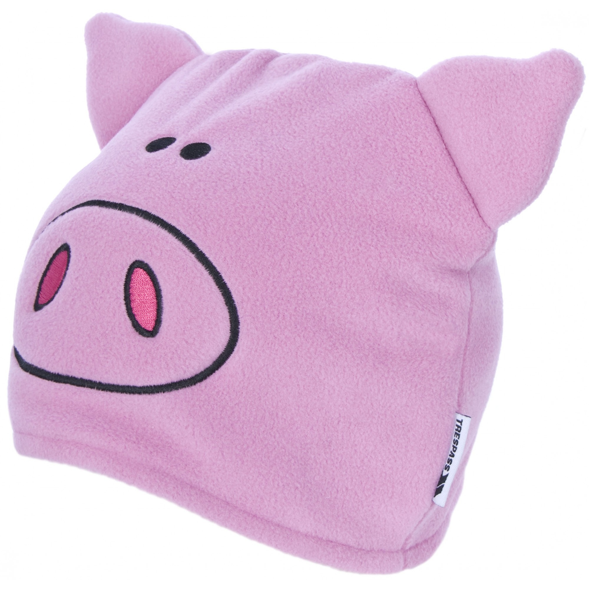 Trespass-Oinky-Bonnet-motif-cochon-Enfant-unisexe-TP2836