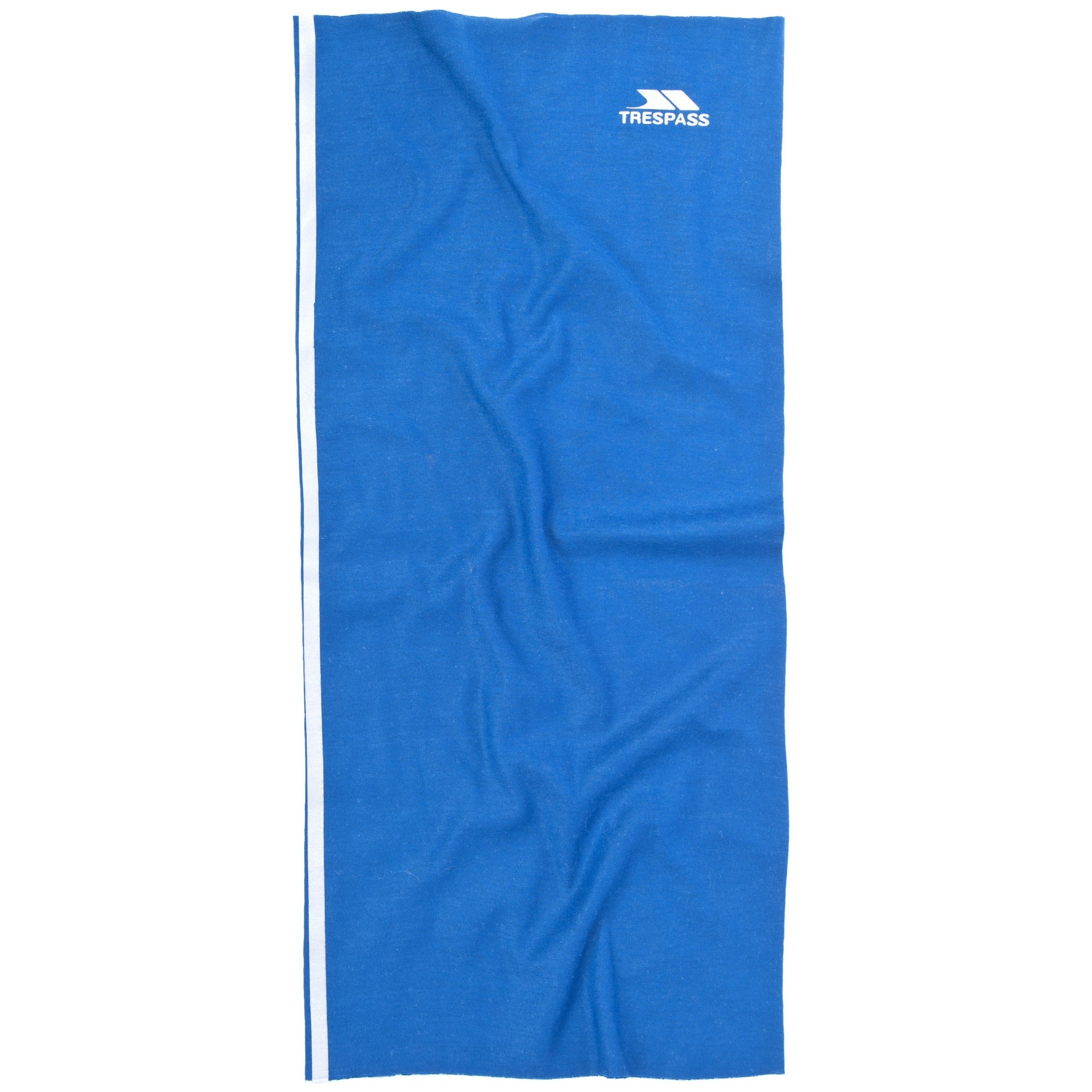 Trespass Mens Quay Multifunctional Neck Gaiter / Snood / Scarf (One Size) (Hi Vis Yellow)