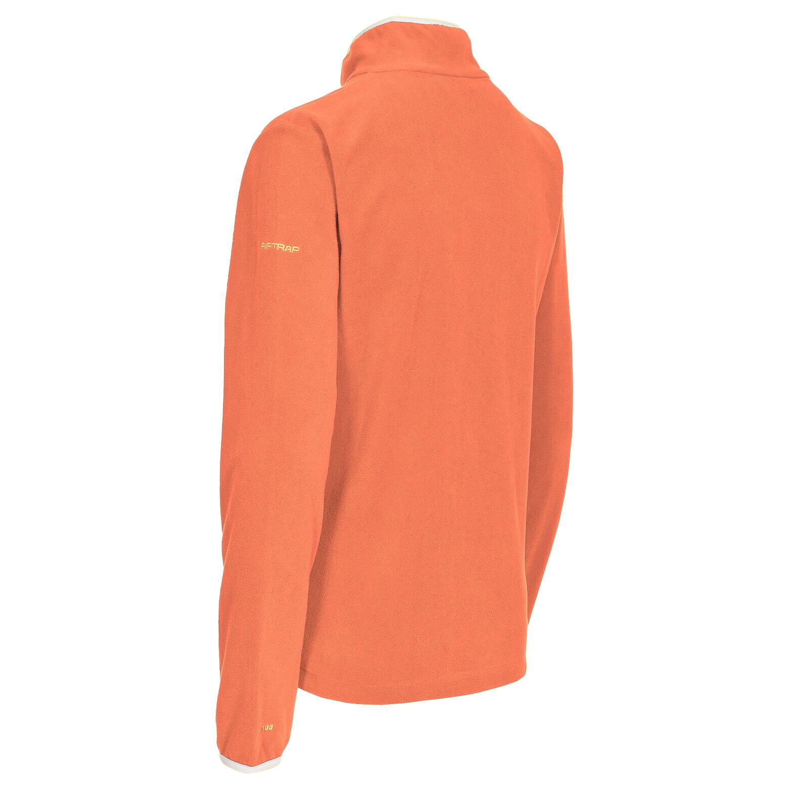 Trespass Womens/Ladies Saskia Full Zip Fleece Jacket (S) (Vibrant Blue)