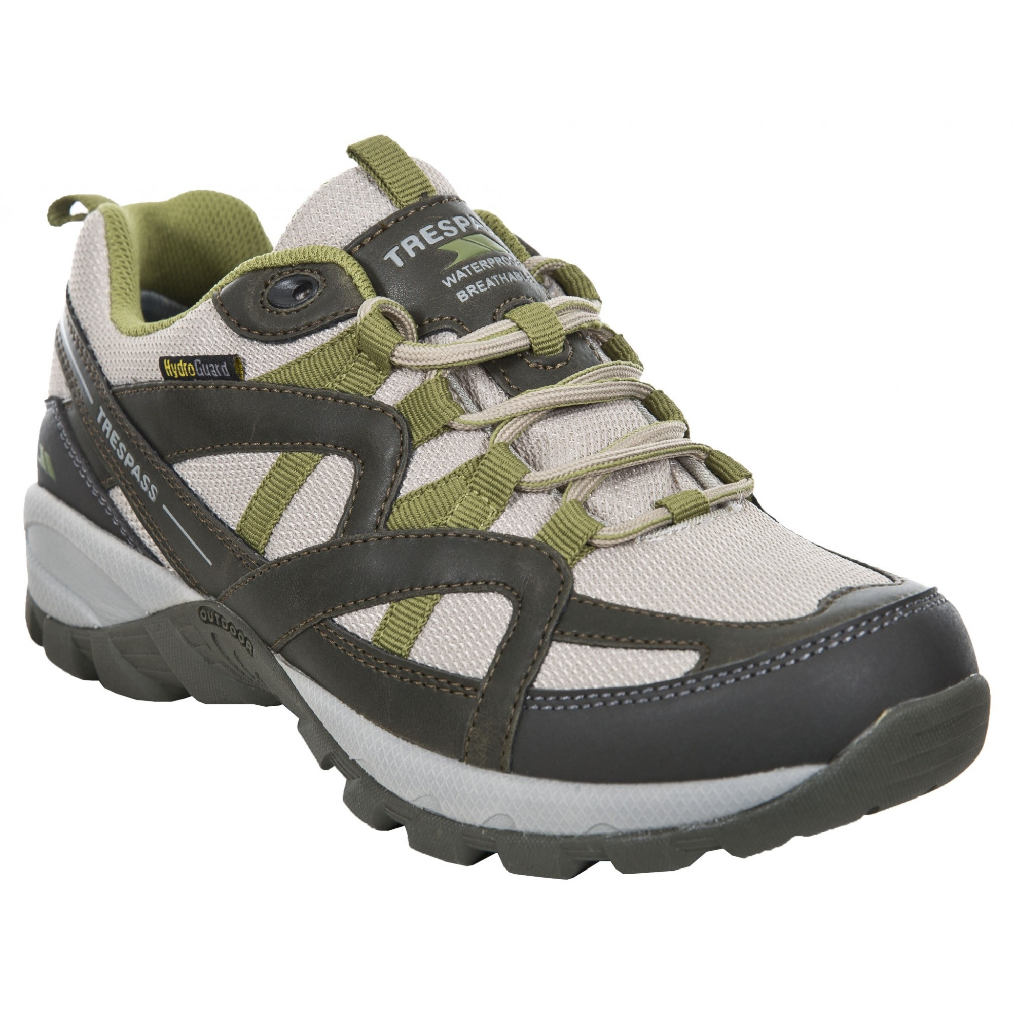 Trespass - Zapatillas deportivas de senderismo modelo Talus para mujer (TP2966)