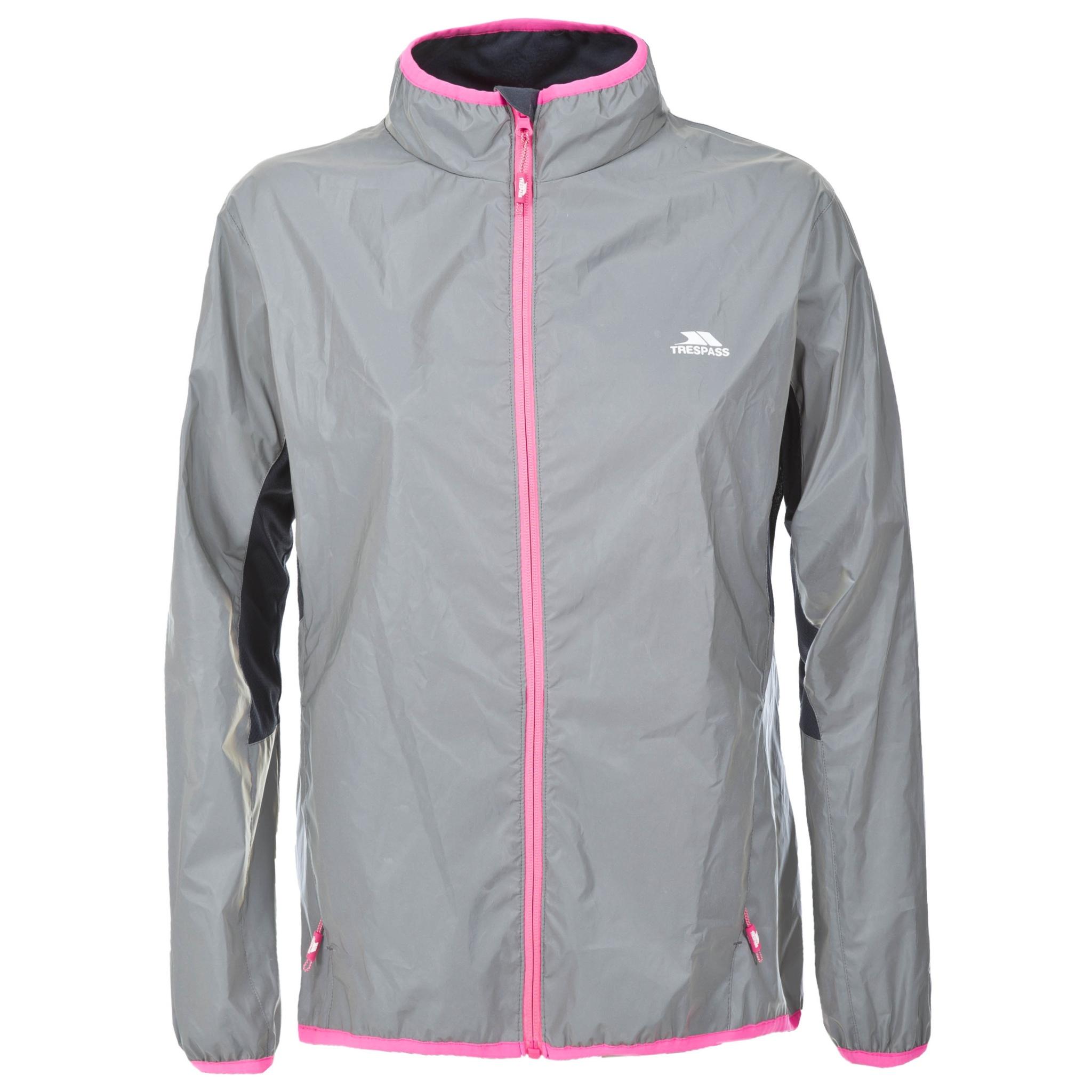 Trespass Womens/Ladies Lumi Active Jacket (XXS) (Silver Reflective)