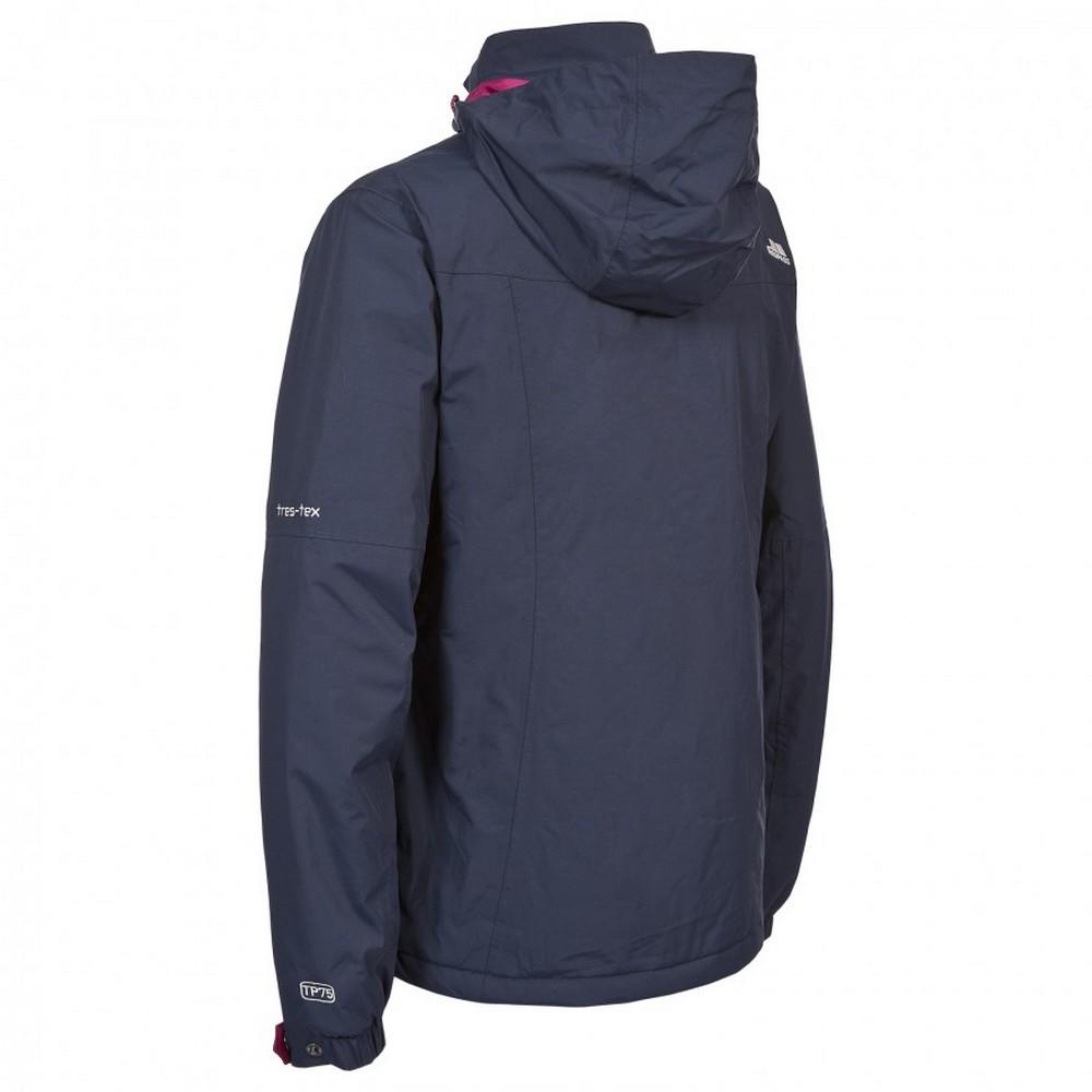 Trespass-Womens-Ladies-Malissa-Lightly-Padded-Waterproof-Jacket-TP3070 thumbnail 7