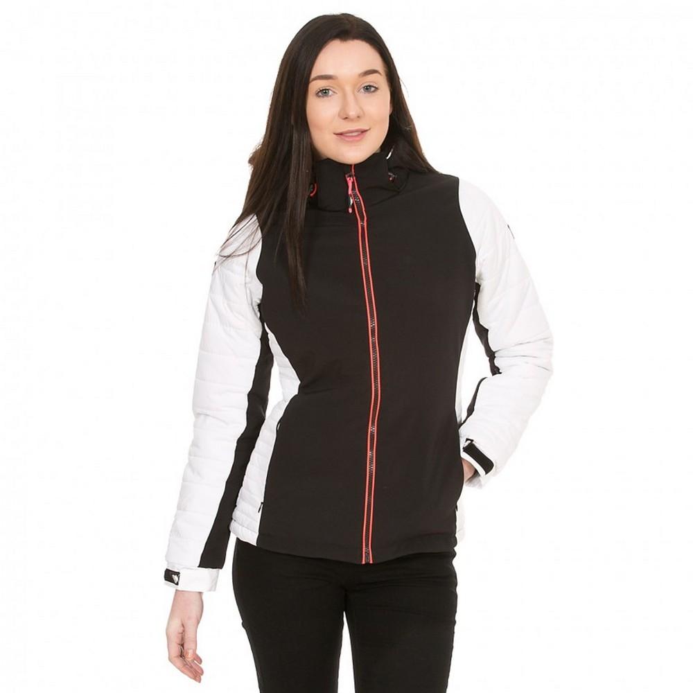 Trespass-Womens-Ladies-Focus-Padded-Ski-Jacket-TP3080 thumbnail 12