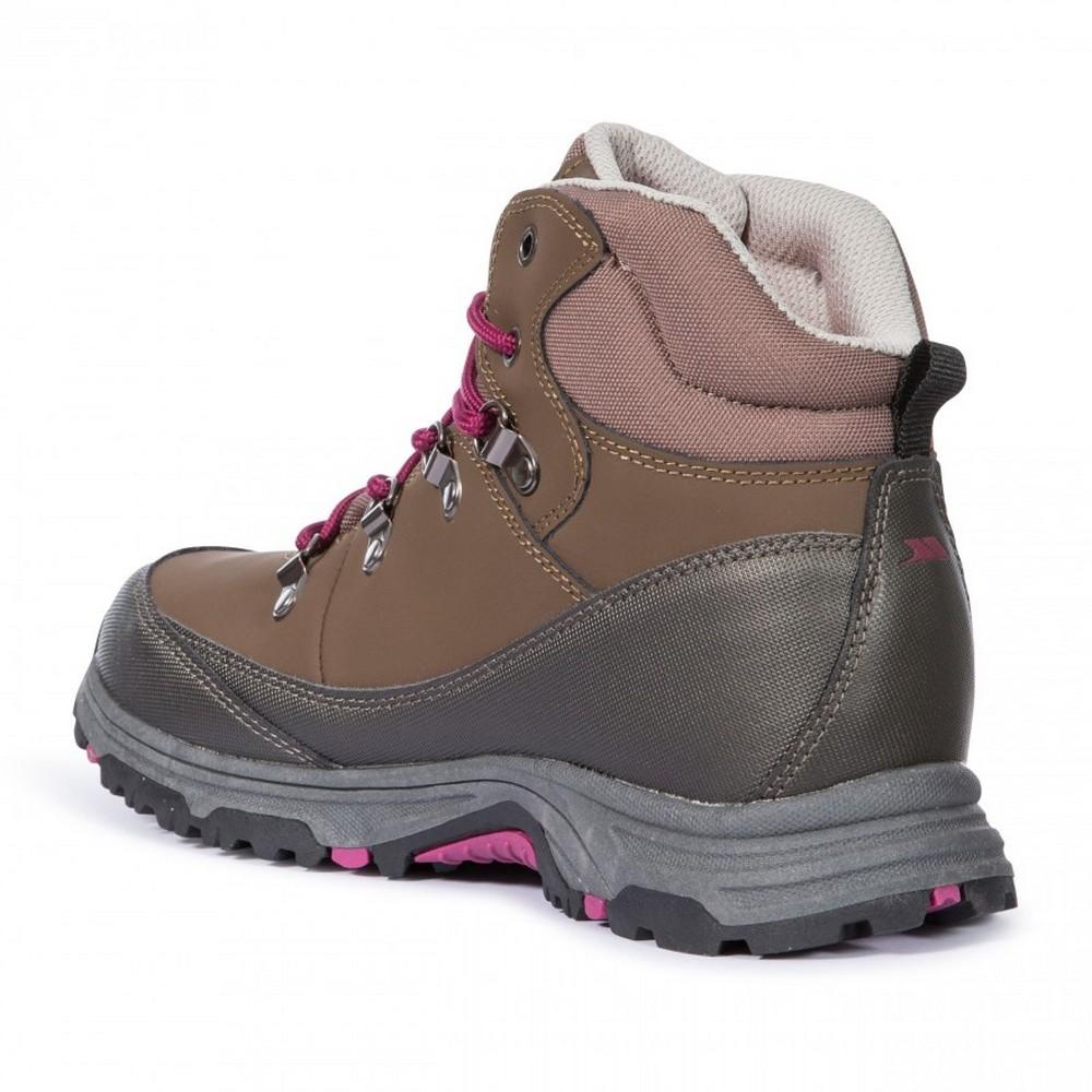 Trespass-Childrens-Kids-Glebe-II-Waterproof-Walking-Boots-TP3290 thumbnail 5