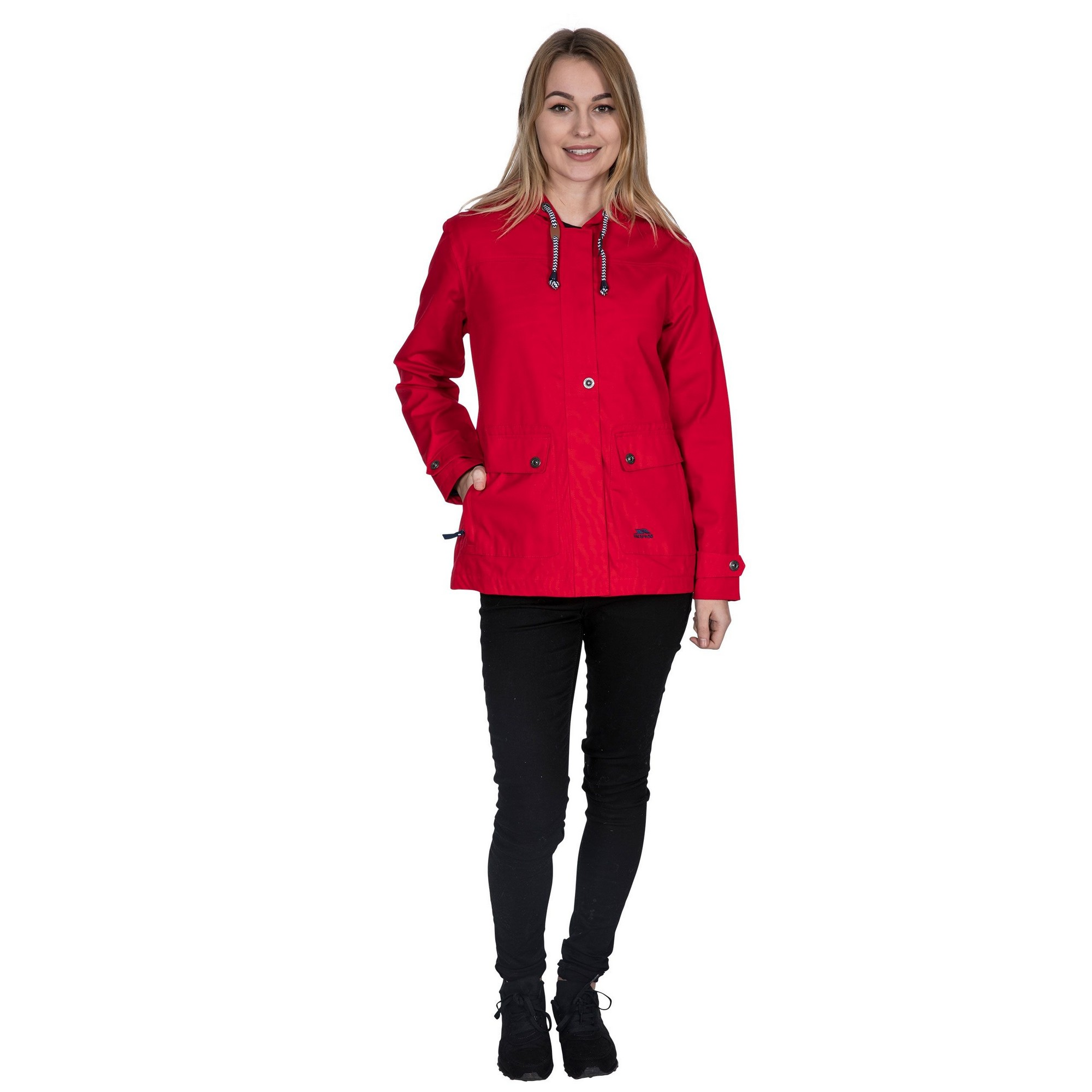 Trespass Womens Seawater Waterproof Jacket