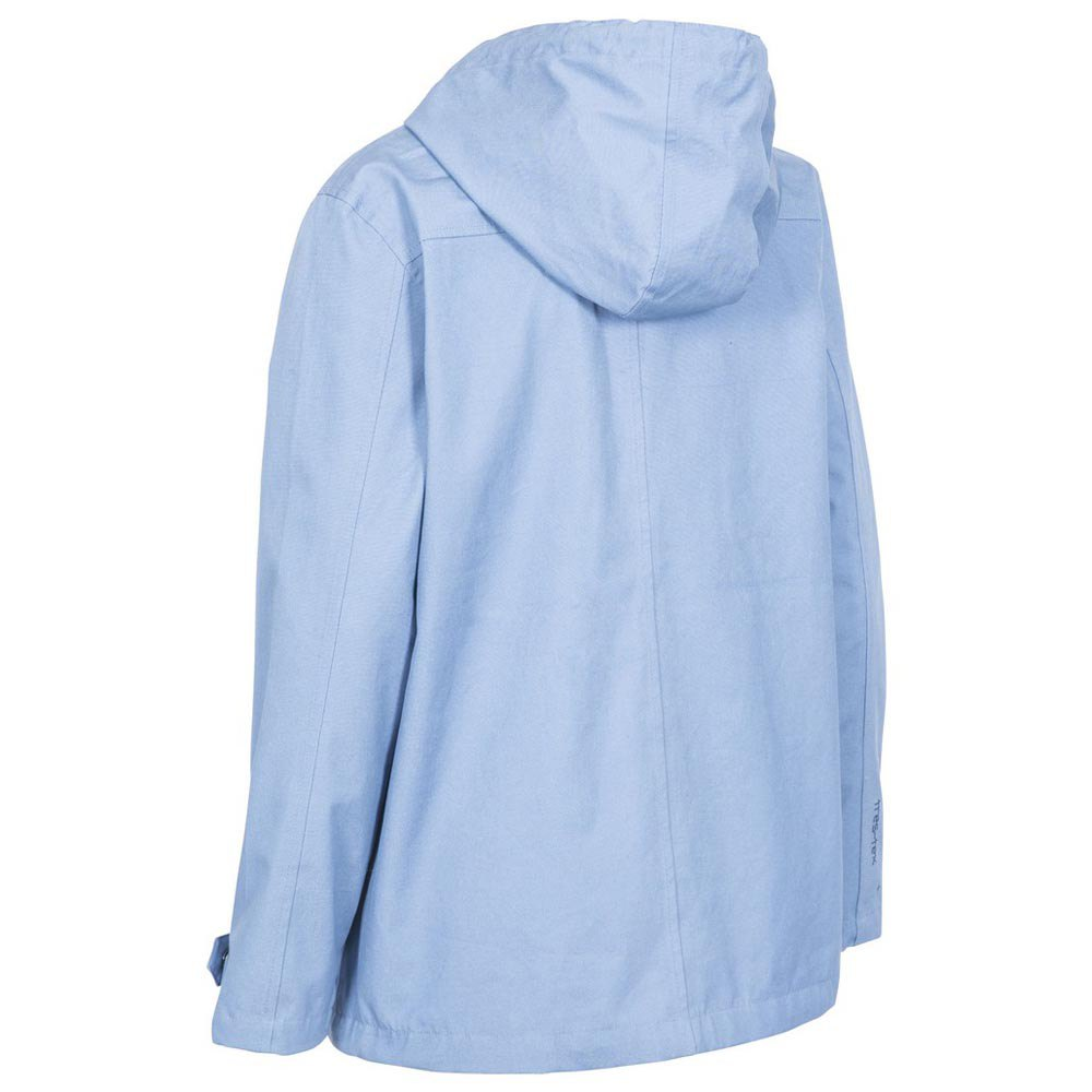 Trespass Womens/Ladies Seawater Waterproof Jacket (S) (Maize Yellow)