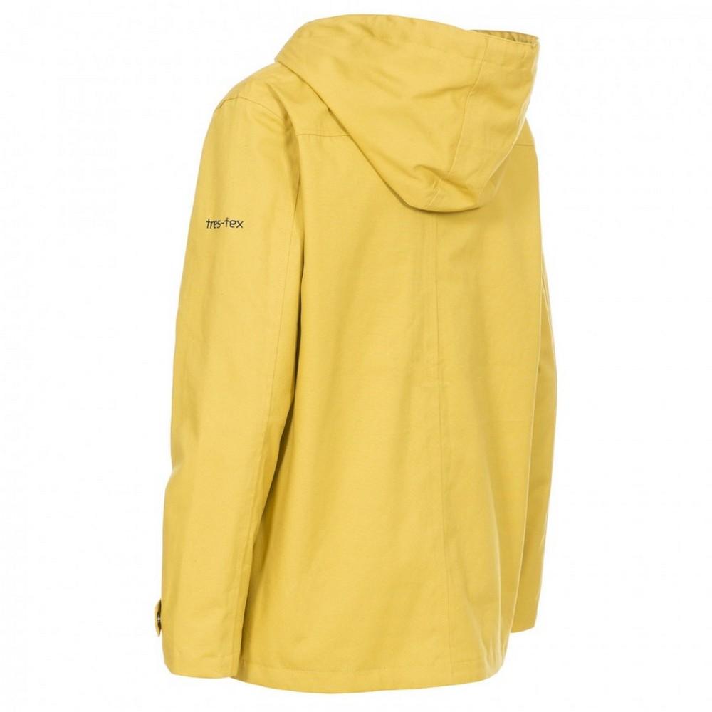 Trespass Seawater Veste imperméable Femme (XXXL) (jaune) UTTP3314