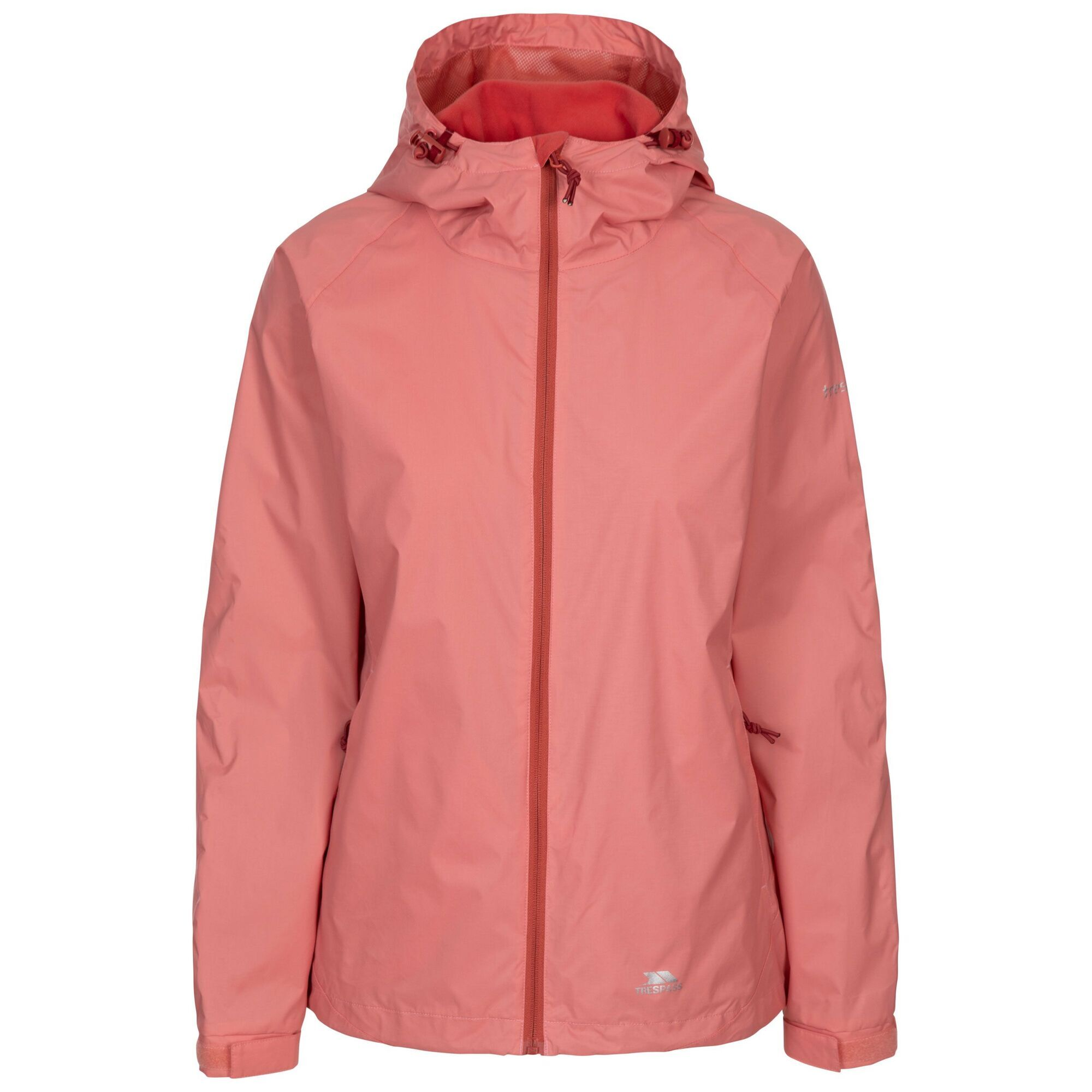 Trespass Womens/Ladies Tayah II Waterproof Shell Jacket (XS) (Black)