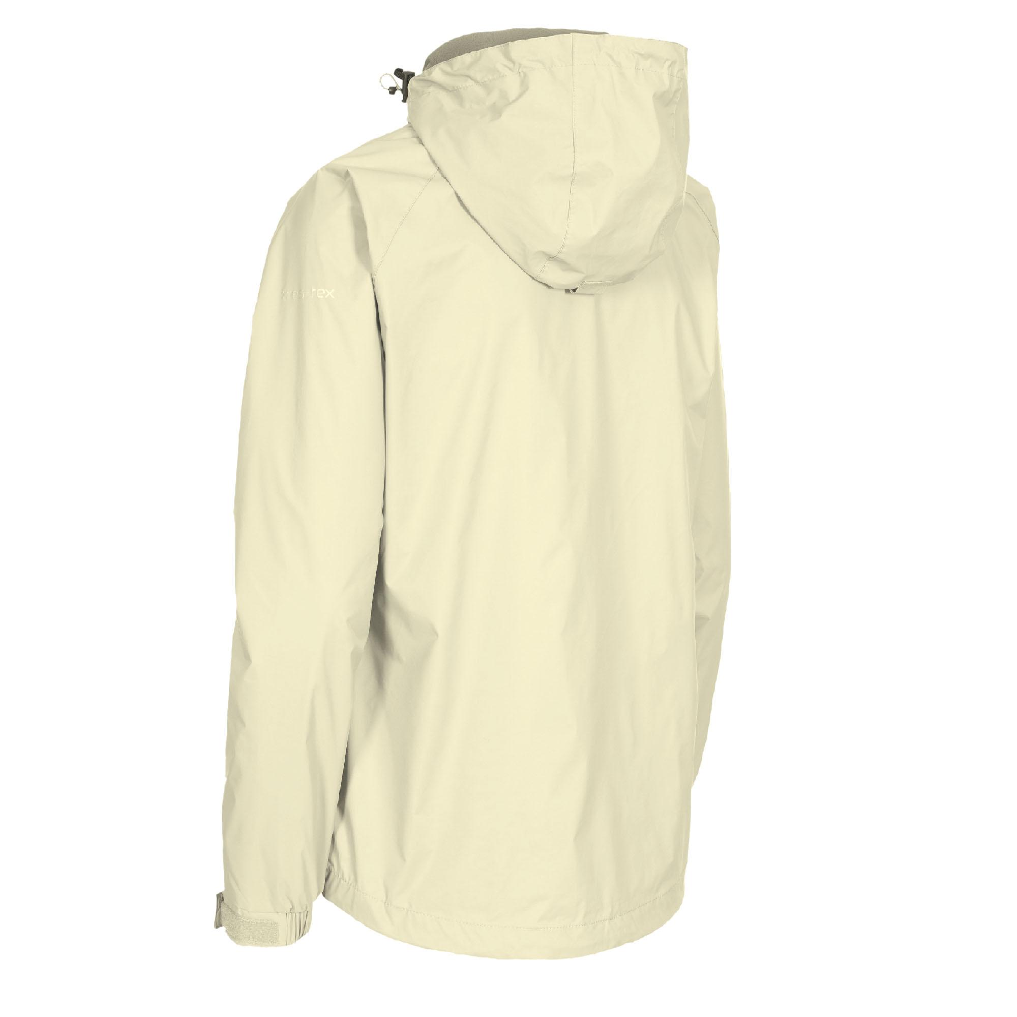 Trespass Womens/Ladies Tayah II Waterproof Shell Jacket (XXL) (Limelight)