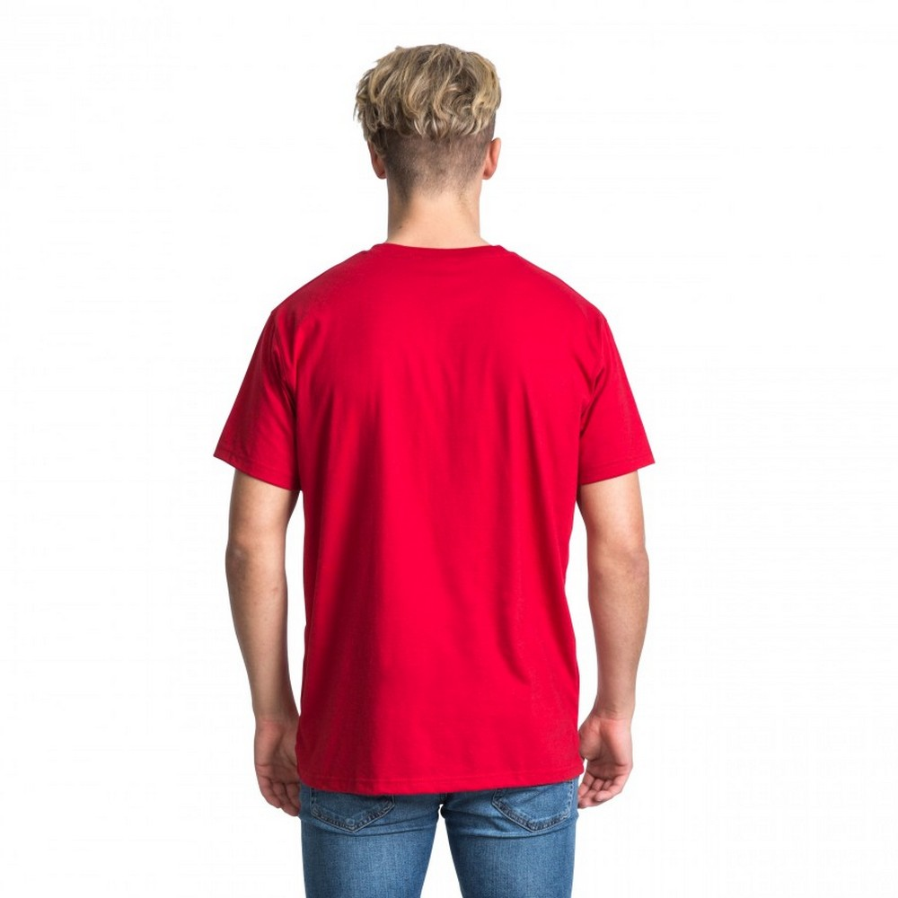 Trespass Mens Heron Casual Short Sleeve T-Shirt TP3398