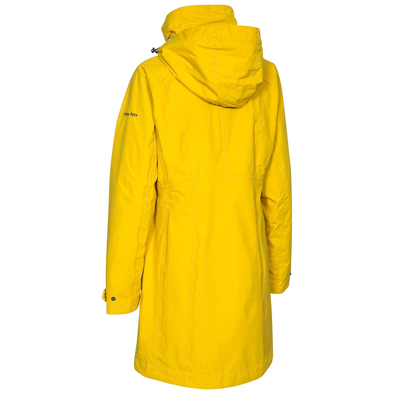 Trespass-Womens-Ladies-Rainy-Day-Waterproof-Jacket-TP3613 thumbnail 10