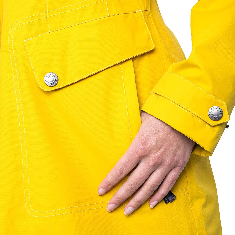 Trespass-Womens-Ladies-Rainy-Day-Waterproof-Jacket-TP3613 thumbnail 11