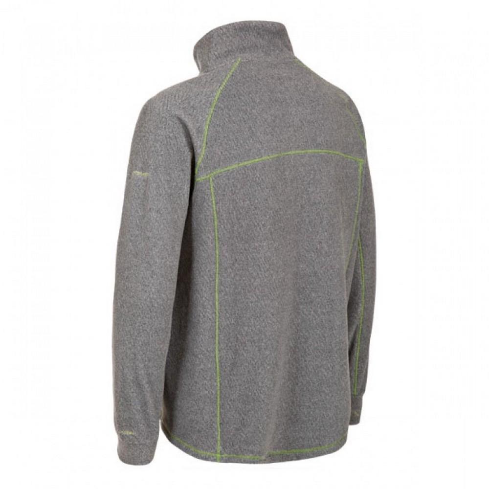 TP451 Trespass Childrens//Kids Teviot Full Zip Fleece Jacket Breathable 6szs