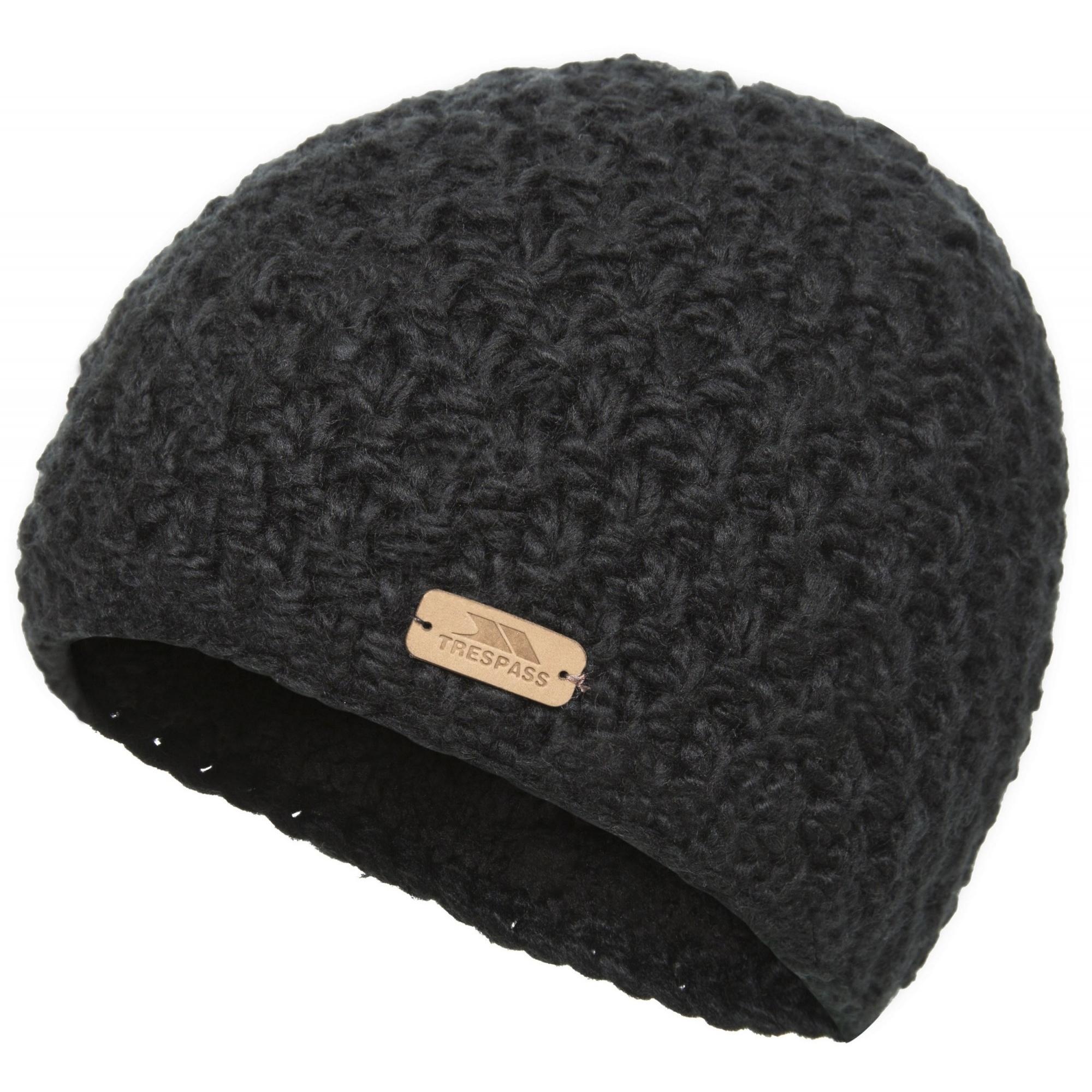 Trespass Bryony Womens Ear Warmer Wool Winter Crochet Knitted Ladies Headband