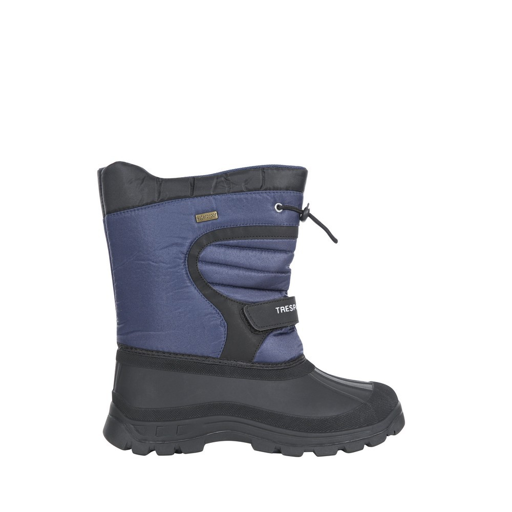 Trespass-Childrens-Kids-Huskie-Waterproof-Snow-Boot-TP3988 thumbnail 9
