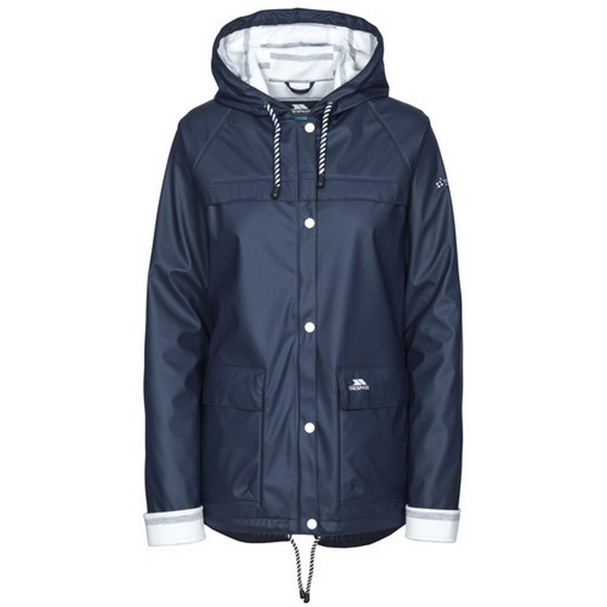 Trespass-Womens-Ladies-Muddle-Waterproof-Jacket-TP3991 thumbnail 7