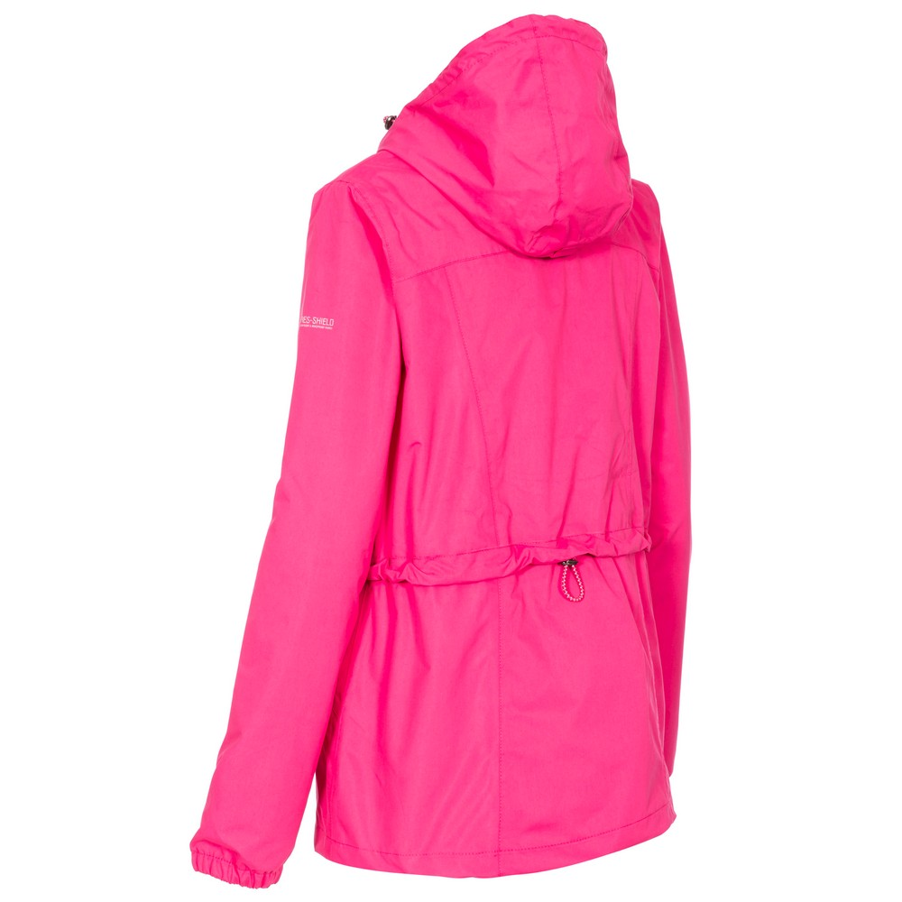 Trespass-Womens-Ladies-Cruella-Waterproof-Jacket-TP4017 thumbnail 13