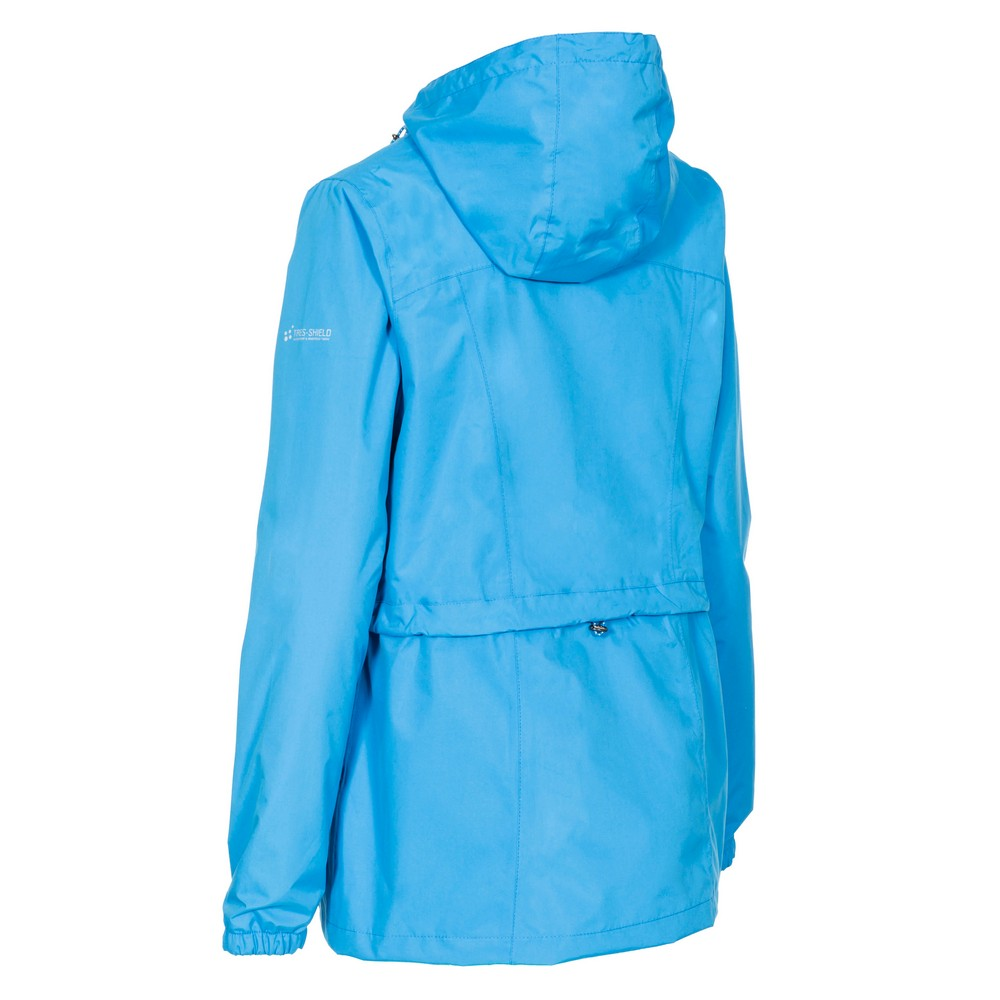 Trespass-Womens-Ladies-Cruella-Waterproof-Jacket-TP4017 thumbnail 16