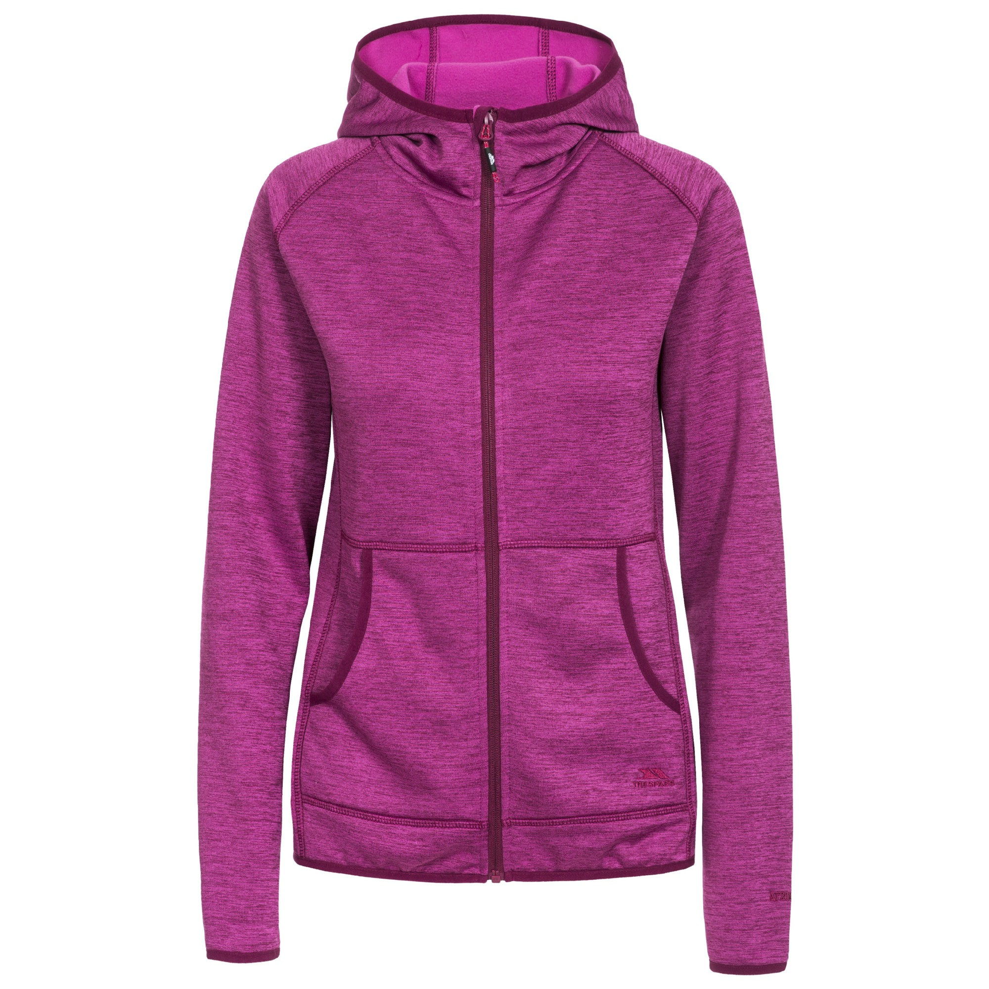 Trespass-Womens-Ladies-Youri-Full-Zip-Fleece-TP4035