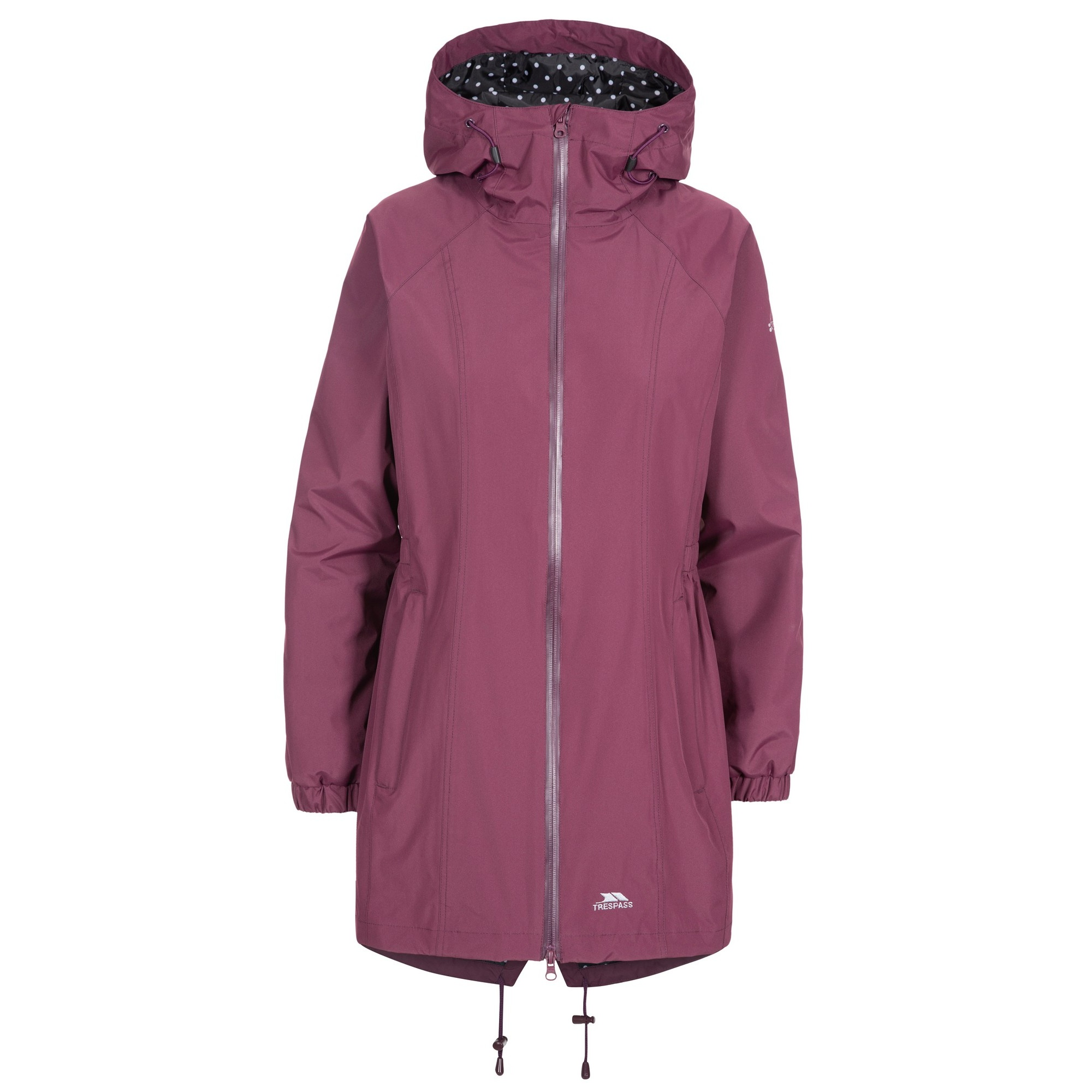 Trespass Womens/Ladies Waterproof Shell Jacket (XL) (Fig)