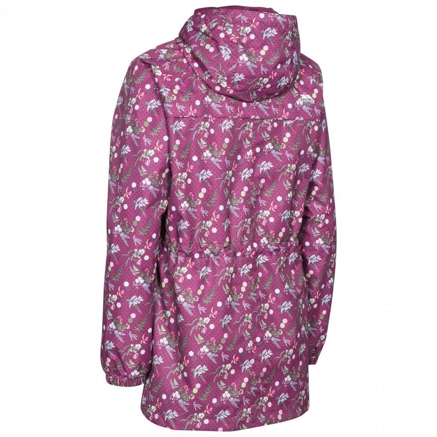 Trespass-Womens-Ladies-Pastime-Waterproof-Shell-Jacket-TP4041 thumbnail 4