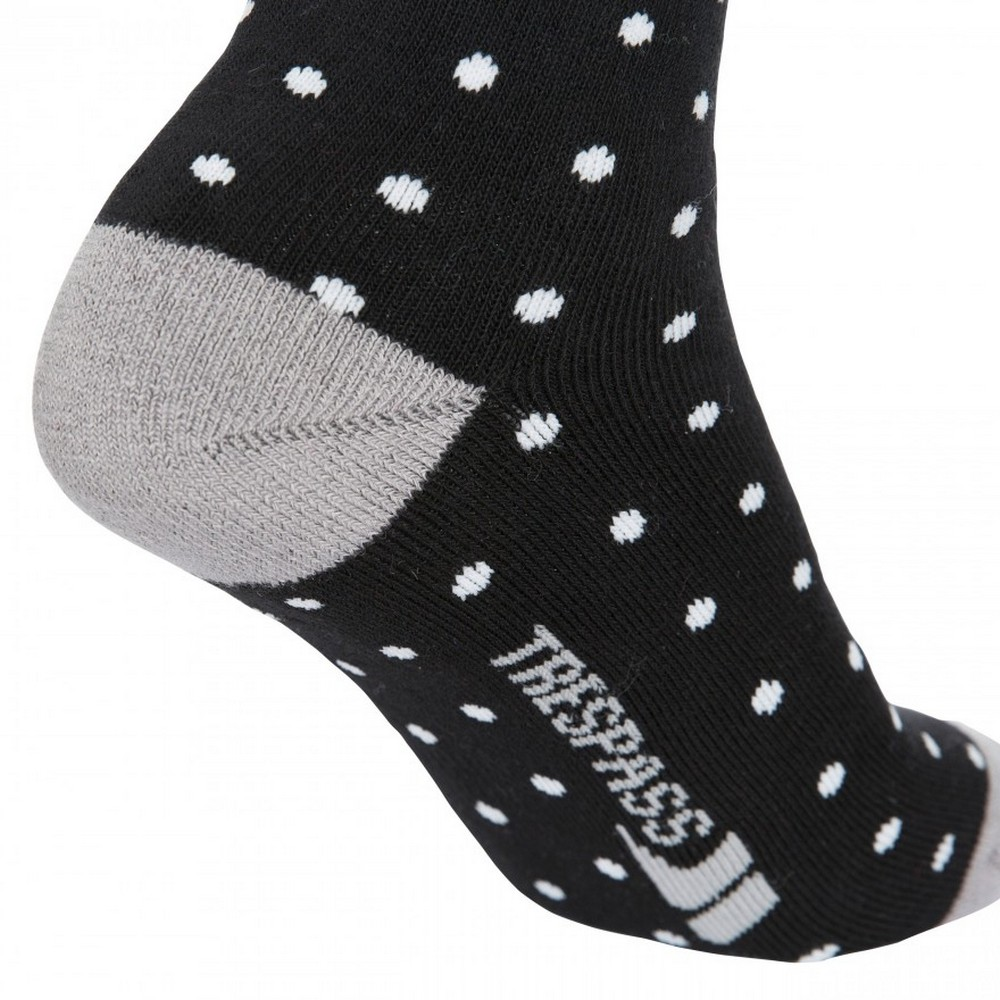 Trespass Womens//Ladies Fuzz Thermal Socks PC2378