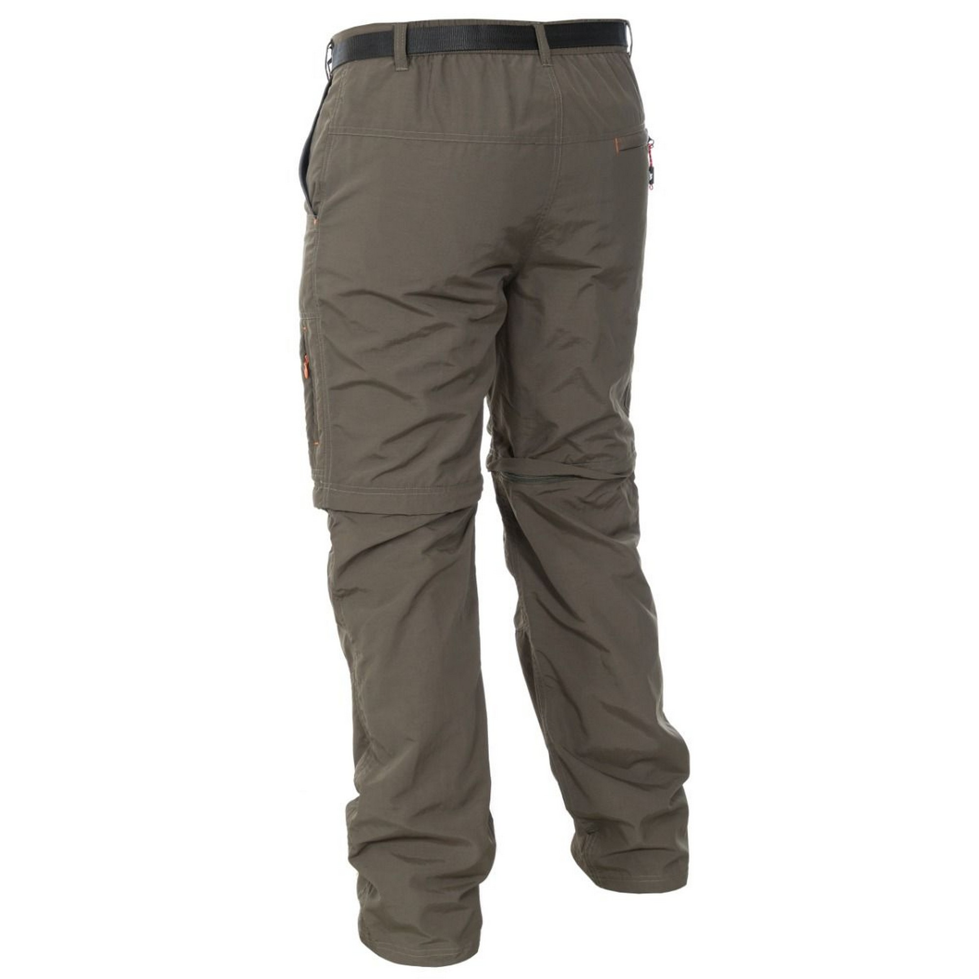 Trespass Mens Rynne Moskitophobia Hiking Trousers (S) (Carbon)