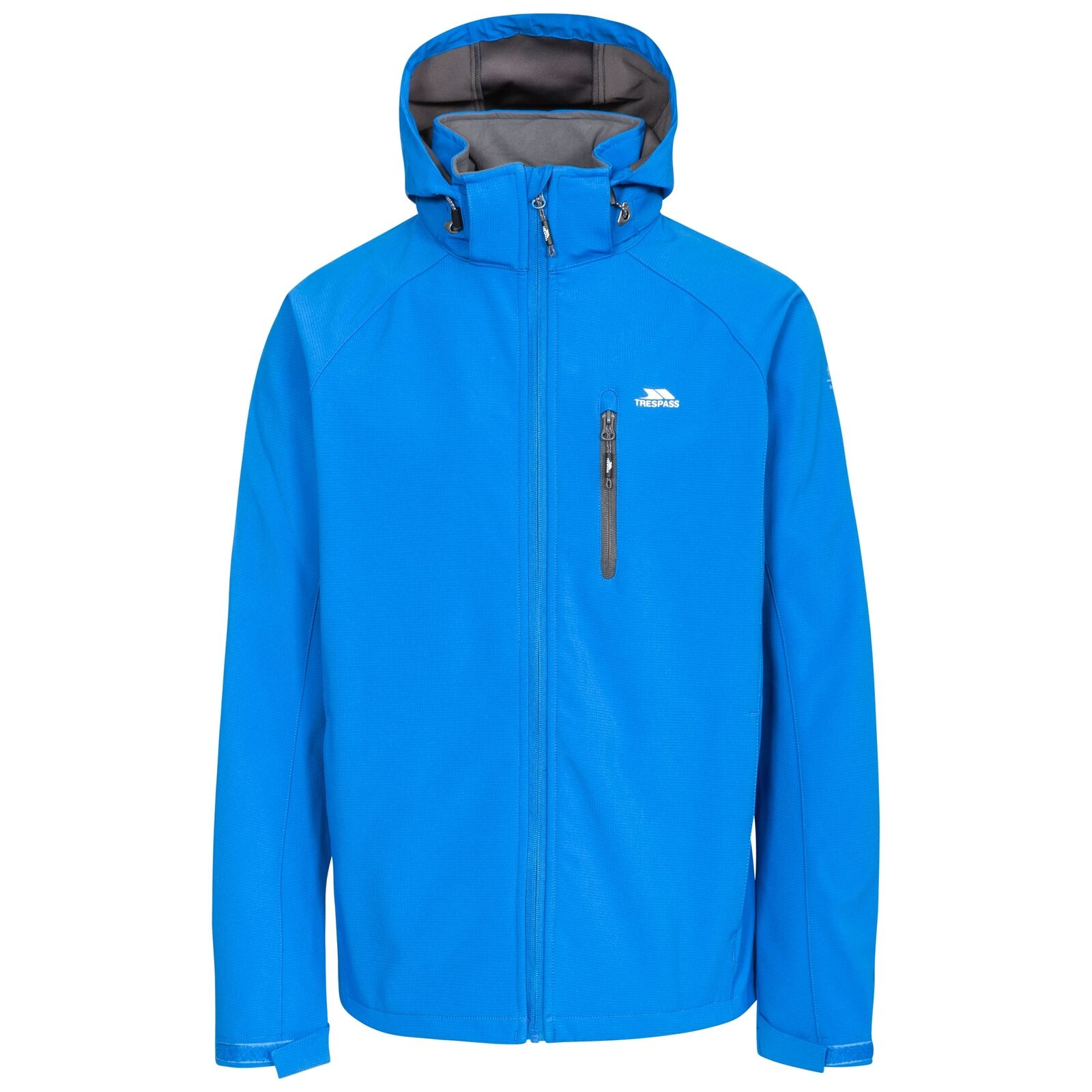 TP4135 Trespass Mens Nider Waterproof Softshell Jacket