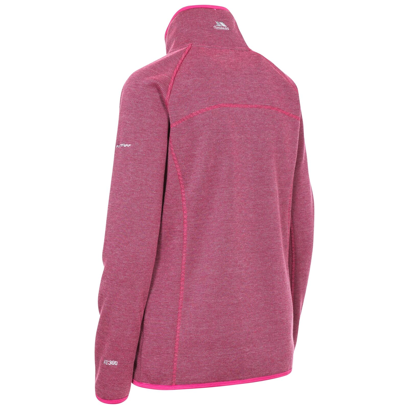 Trespass Womens/Ladies Tenbury Fleece Jacket (XXL) (Lagoon)
