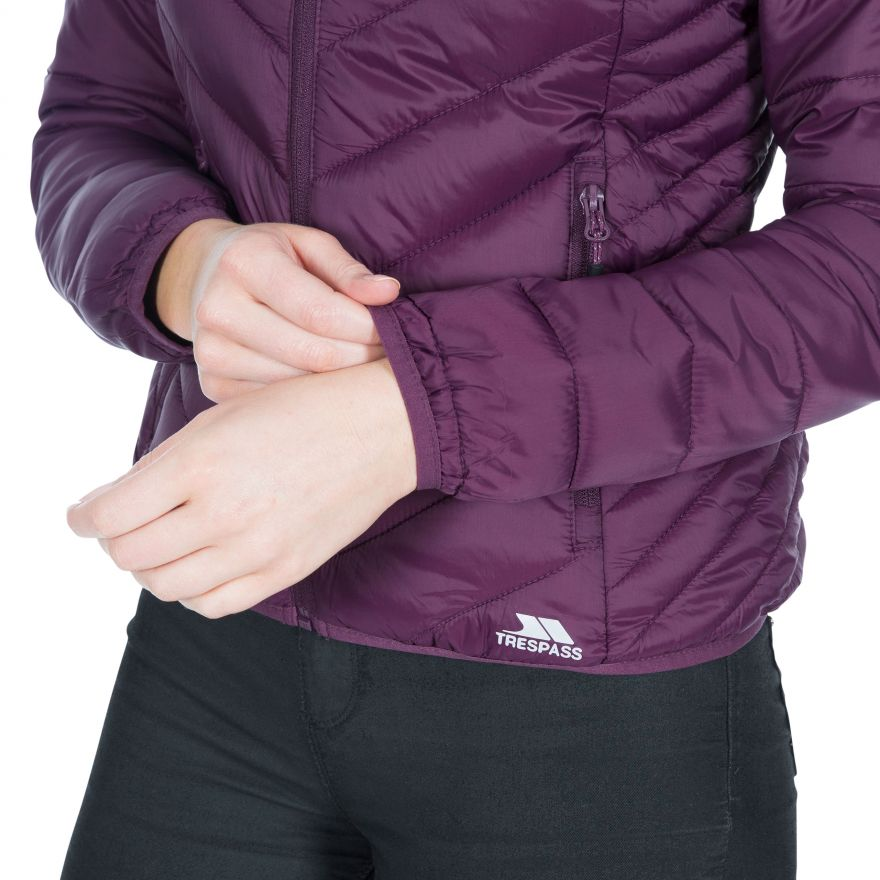 Trespass Womens/Ladies Simara Jacket (L) (Fig)