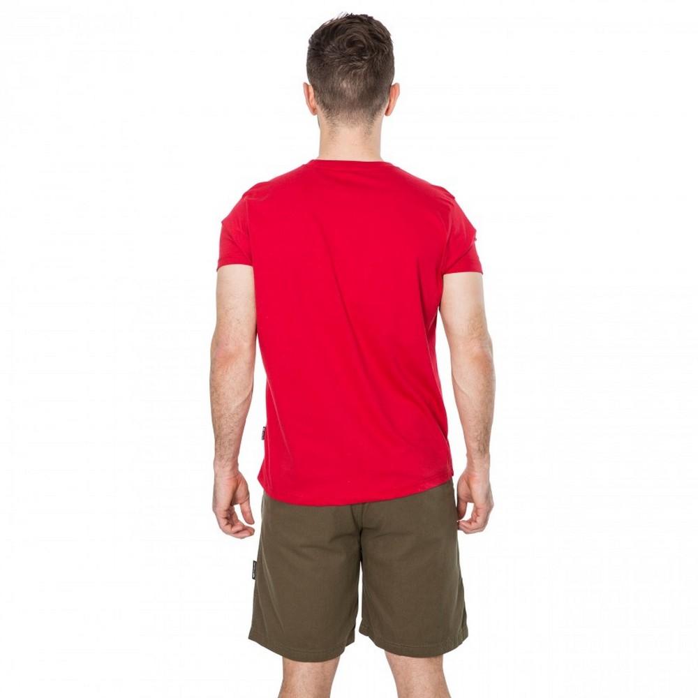 Trespass-Mens-Landscape-T-Shirt-TP4309 thumbnail 9