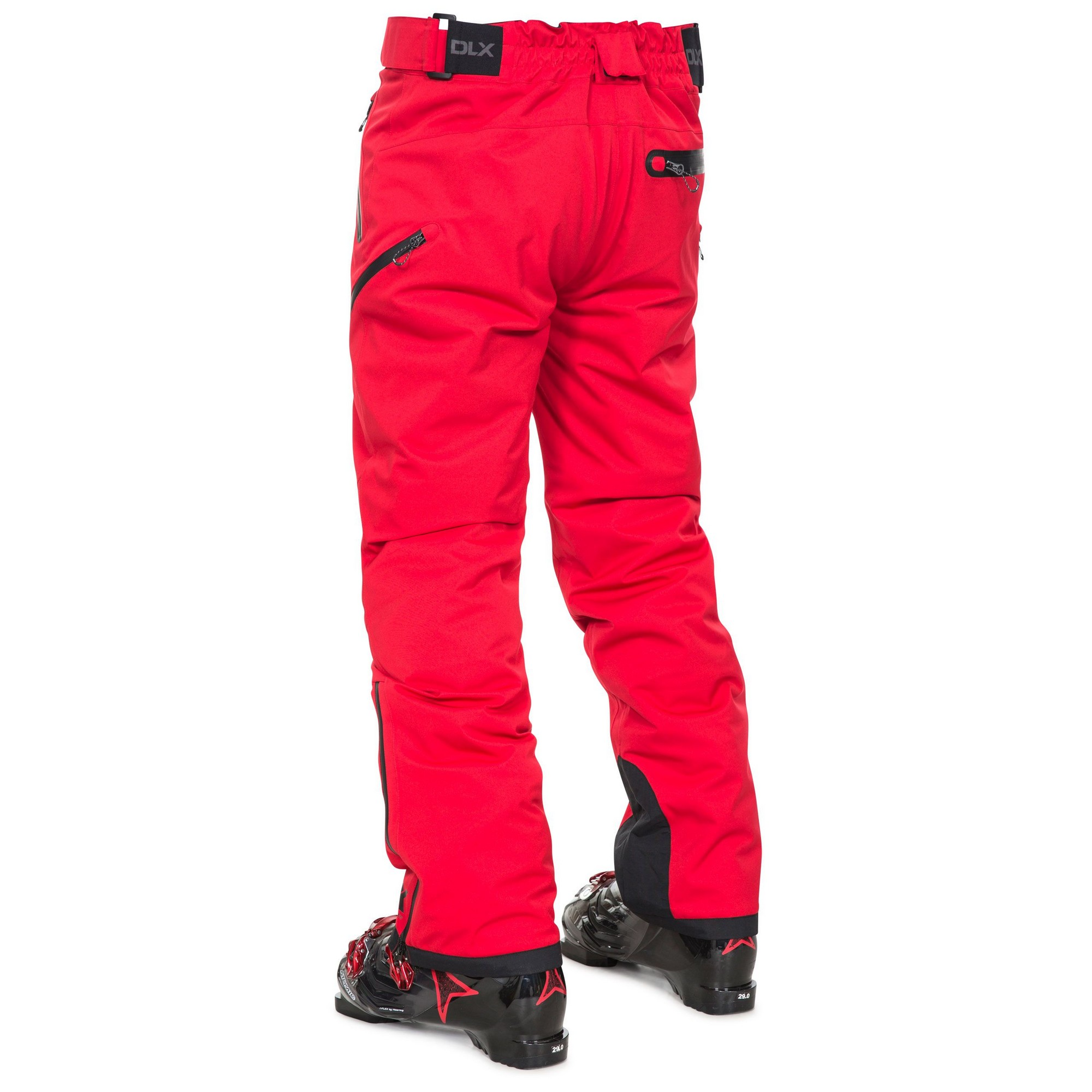 Trespass Mens Kristoff Stretch Ski Trousers (S) (Blue)