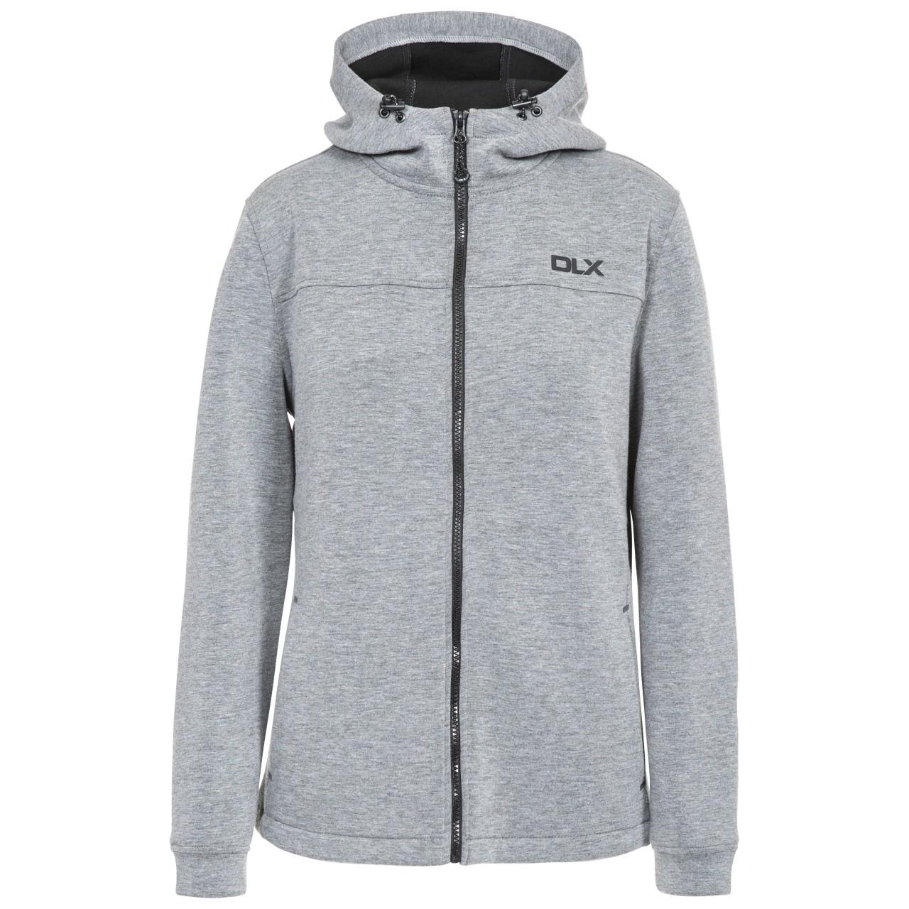Trespass Womens/Ladies Tauri Active Jacket (XL) (Grey Marl)