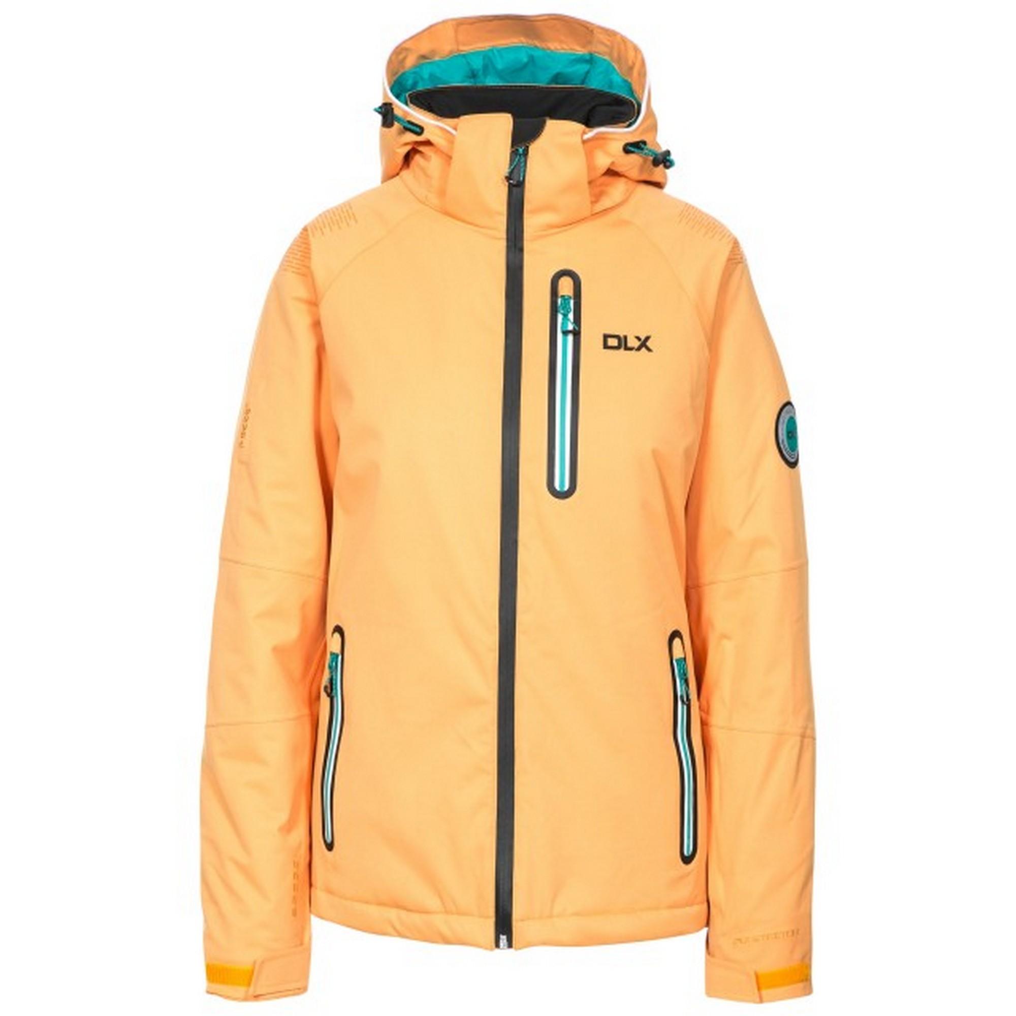 Trespass Womens/Ladies Nicolette Ski Jacket (XL) (Clementine)