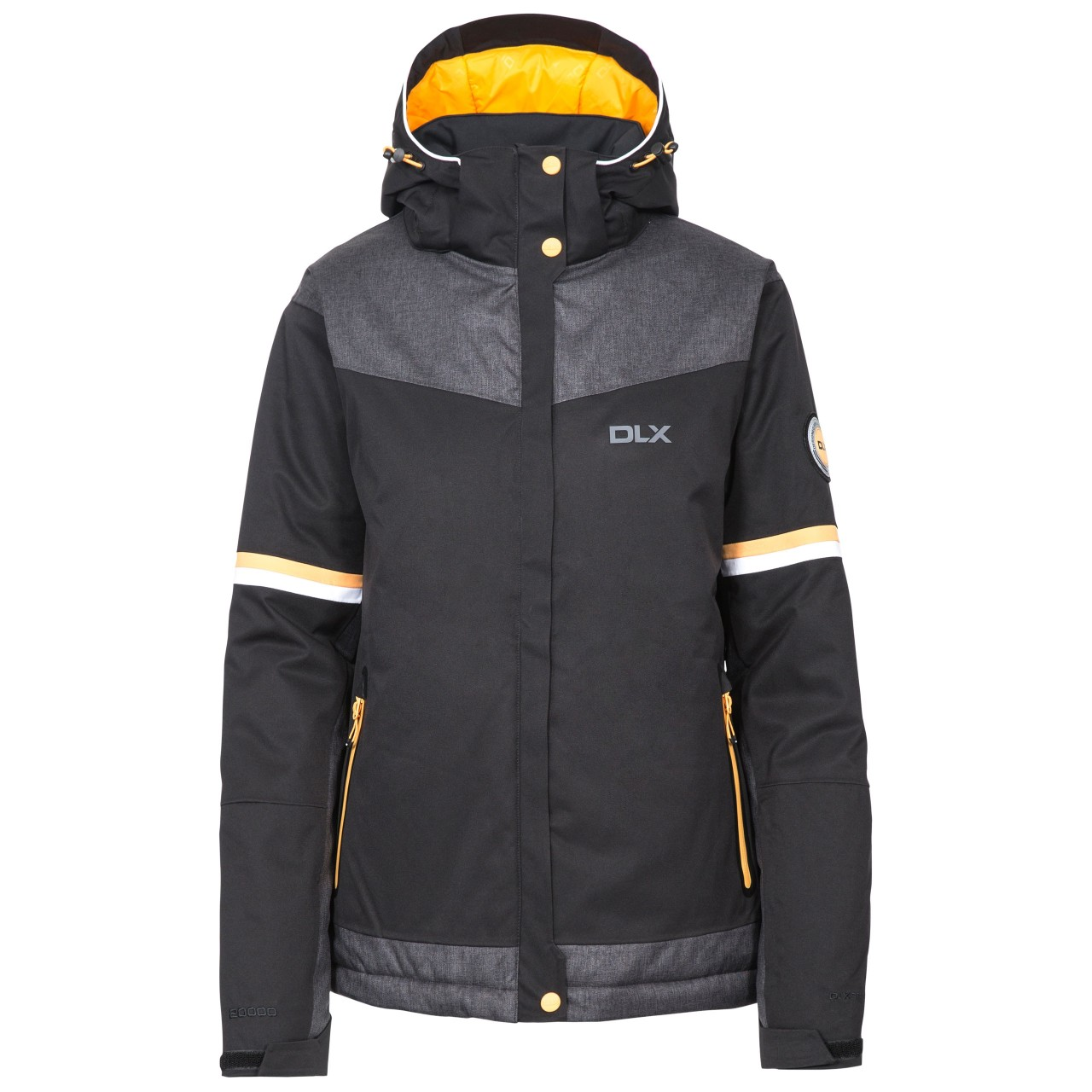 Trespass Womens/Ladies Rosan Ski Jacket (XS) (Black)