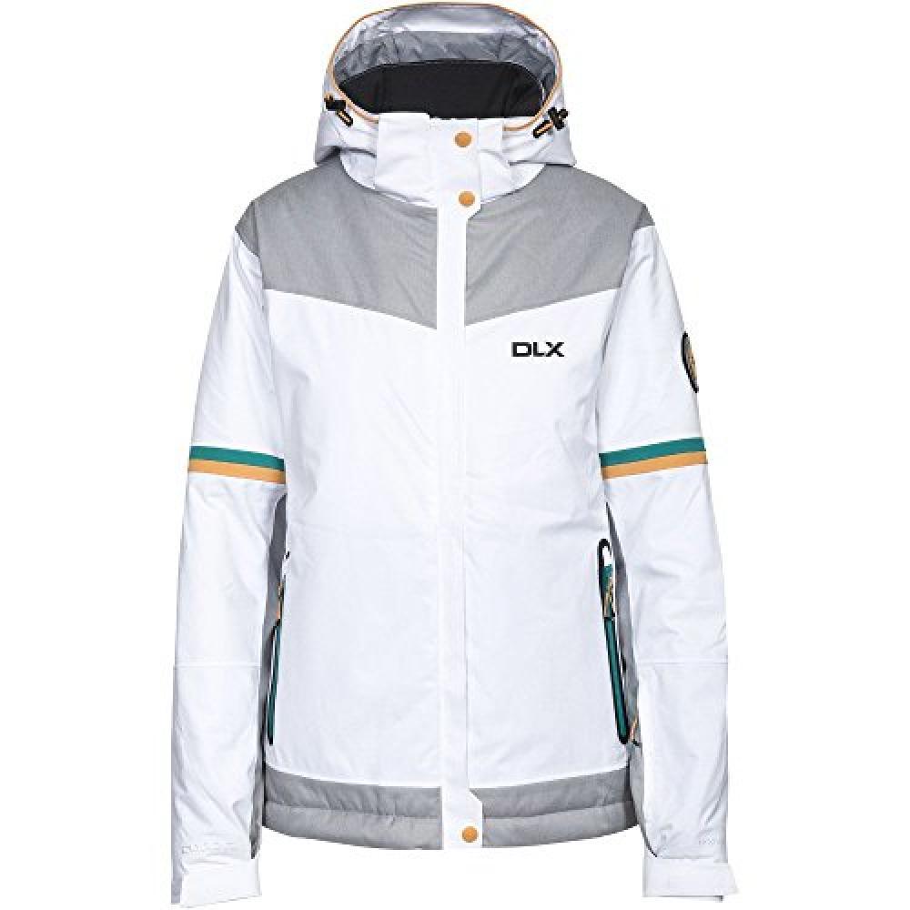 Trespass Womens/Ladies Rosan Ski Jacket (L) (White)