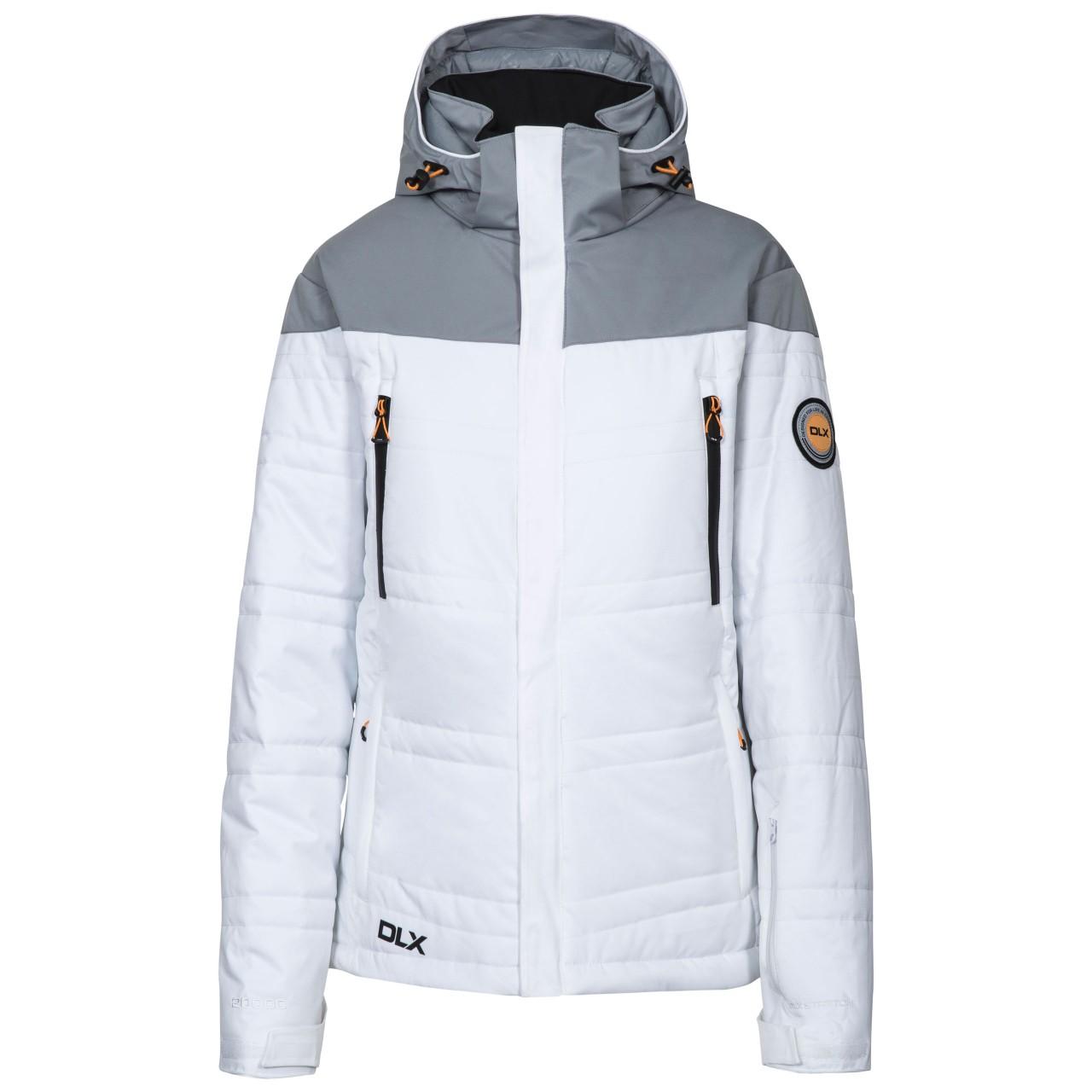 Trespass Womens/Ladies Thandie Ski Jacket (XXS) (White)