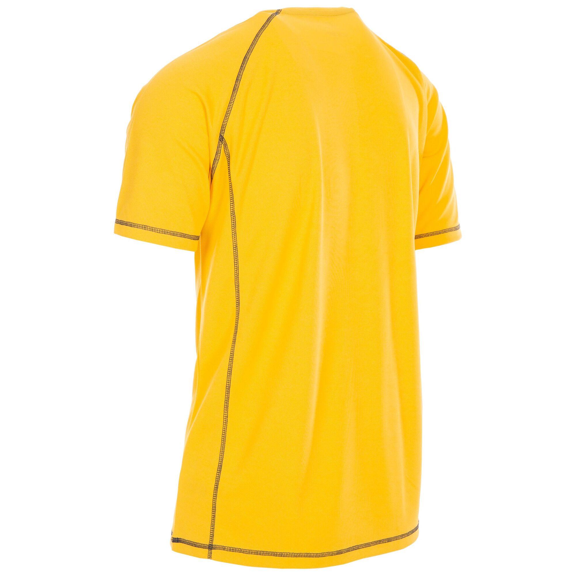 Trespass Mens Albert Active Short Sleeved T-Shirt (XS) (Bonnie Blue)