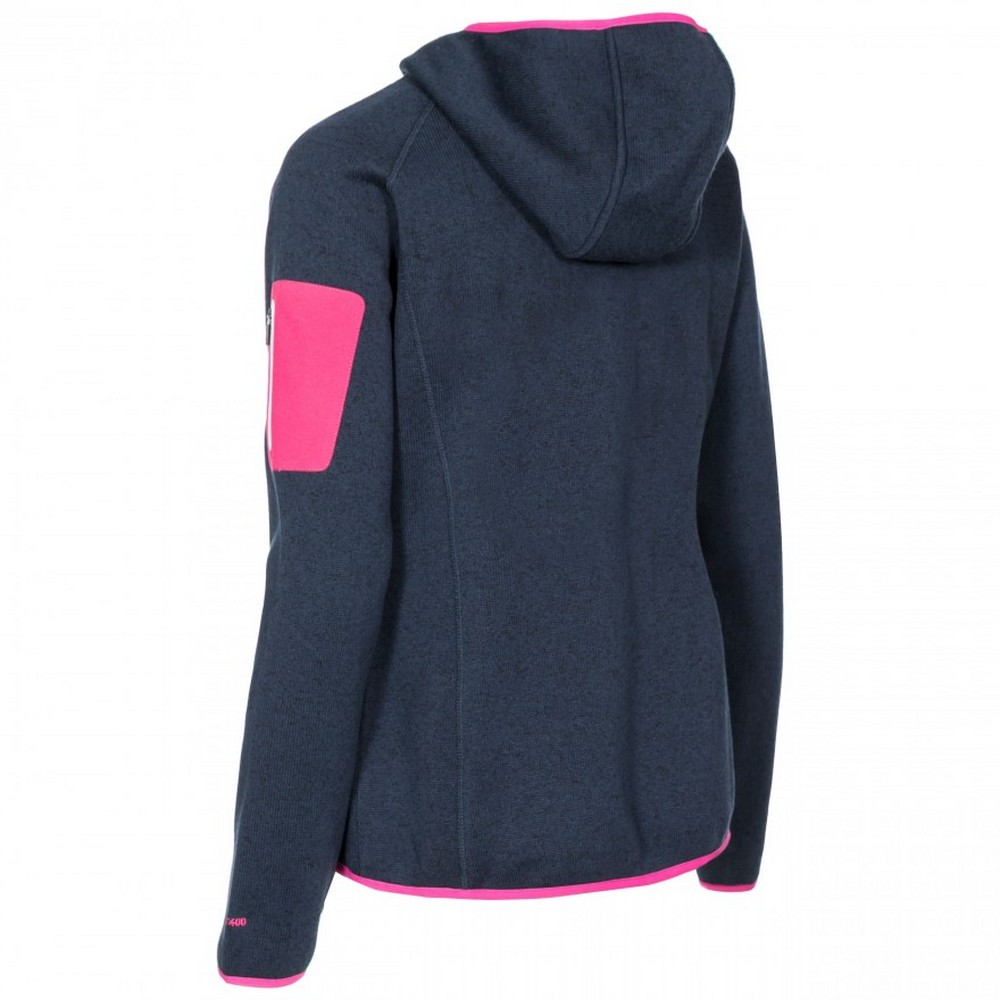 Trespass Womens//Ladies Mona Lisa Hooded Fleece TP4512