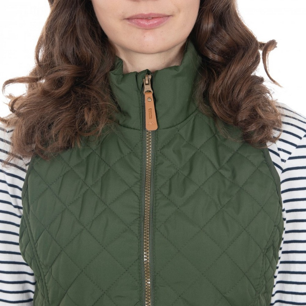 TP4187 Trespass Womens//Ladies Companion Quilted Insulated Padded Gilet