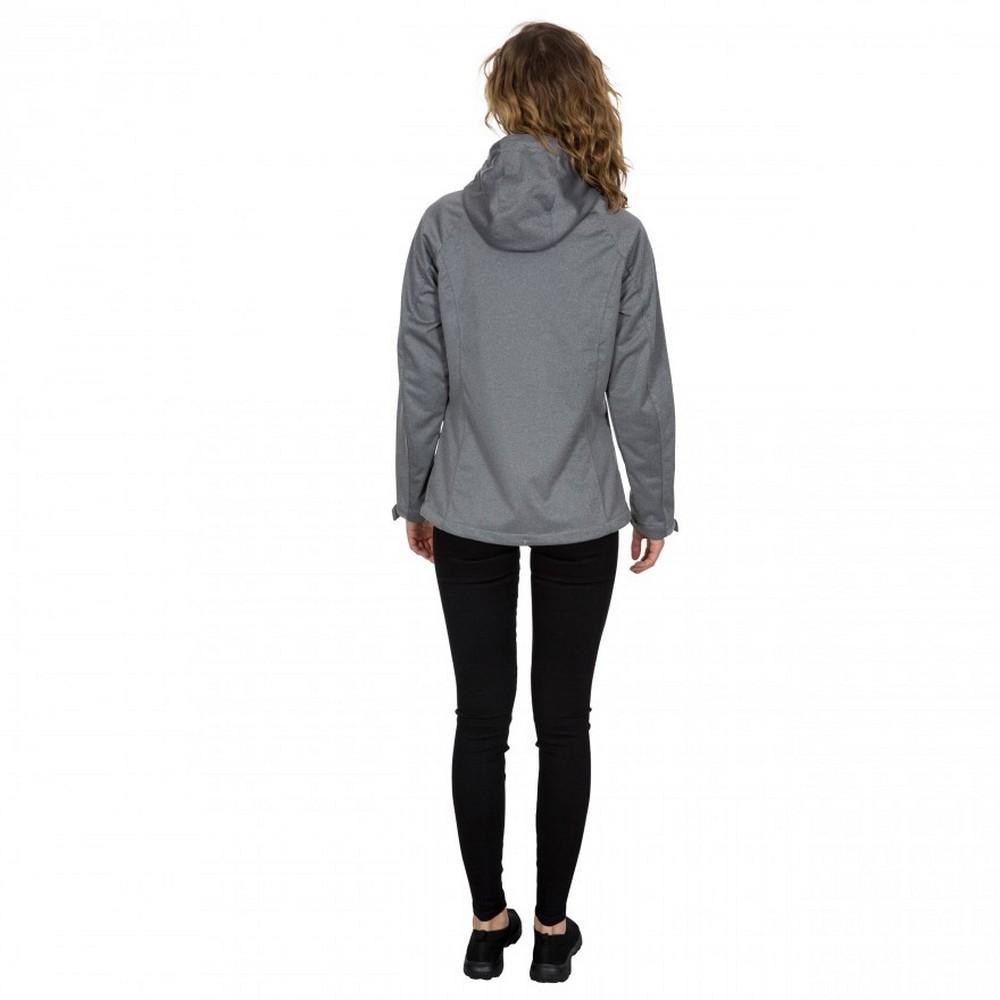 Trespass-Womens-Ladies-Drea-Waterproof-Softshell-Jacket-TP4655 thumbnail 7