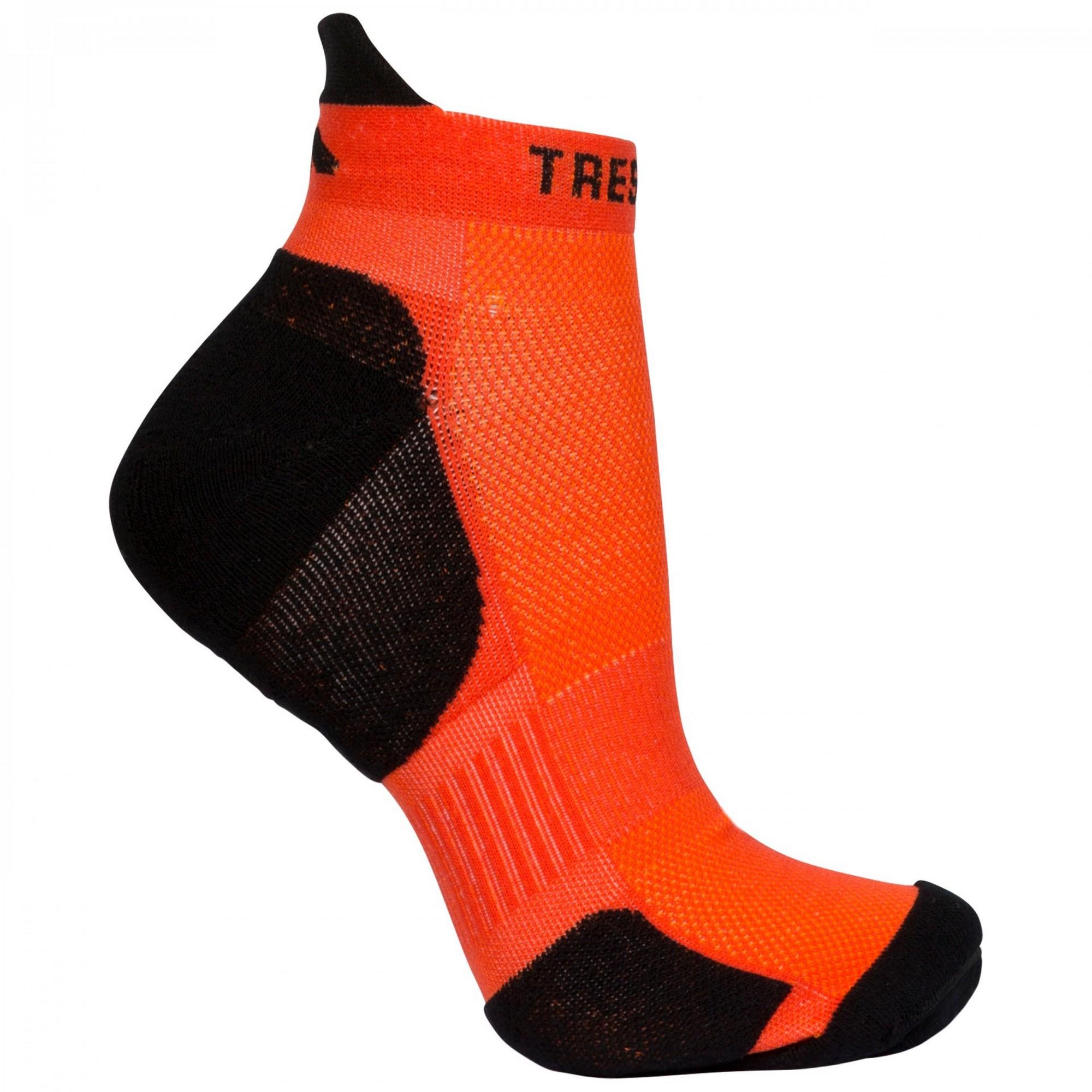 3 Pairs Trespass Mens Lapse Trainer Socks