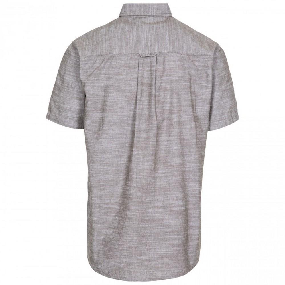Trespass-Mens-Slapton-Short-Sleeve-Shirt-TP4686 thumbnail 8