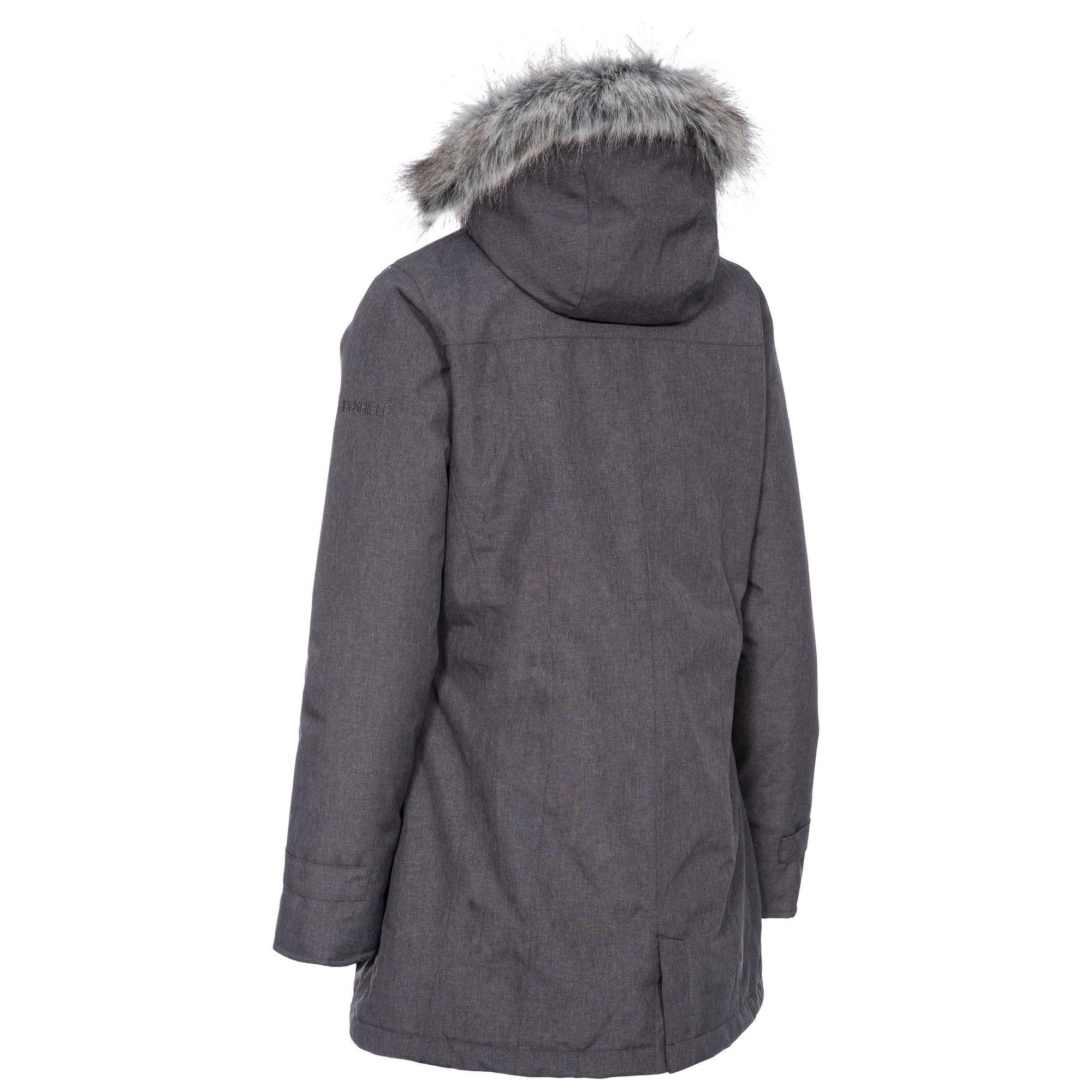 Trespass-Womens-Ladies-Daybyday-Waterproof-Jacket-TP4759 thumbnail 4