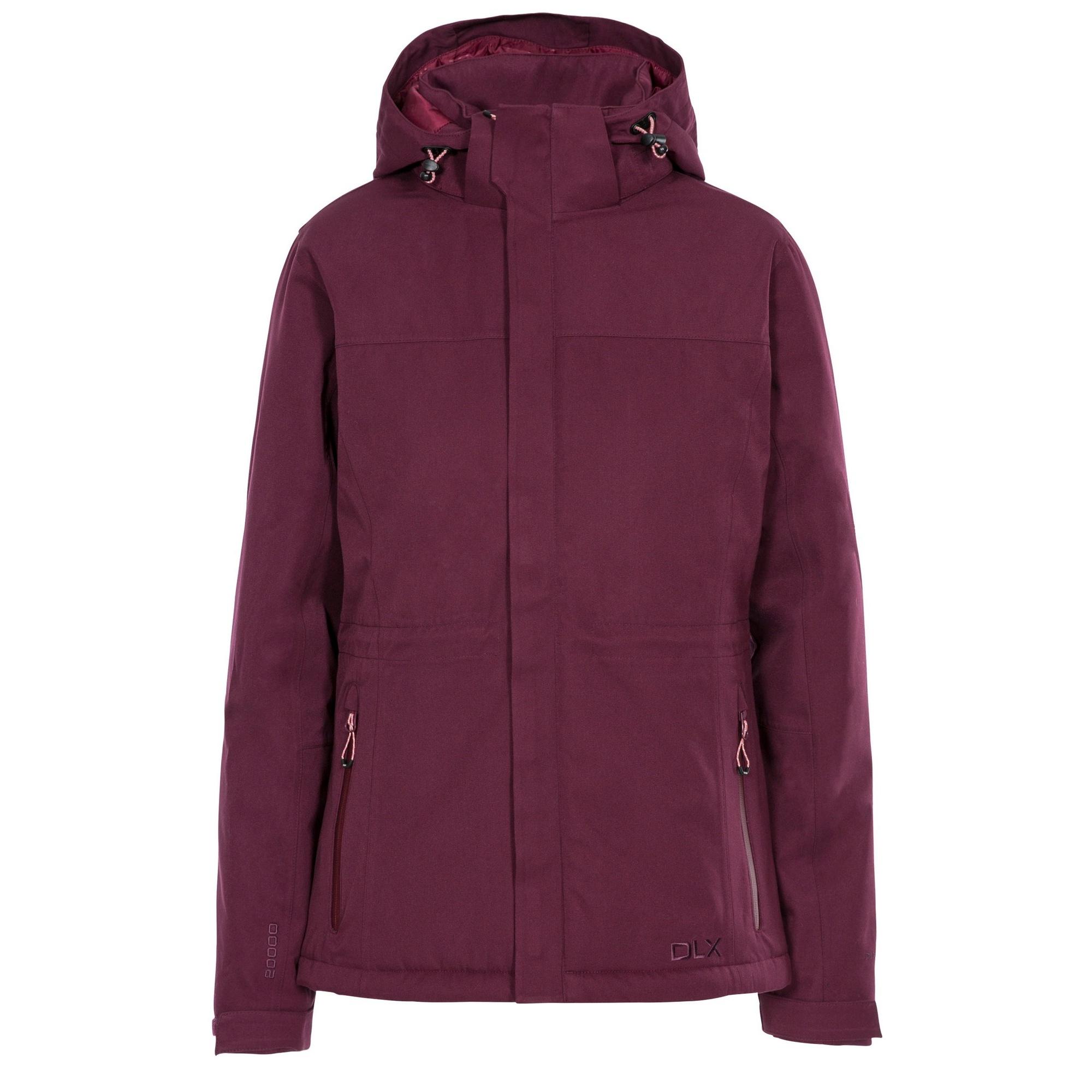 Trespass Womens/Ladies Mendell Waterproof Jacket (XL) (Fig)