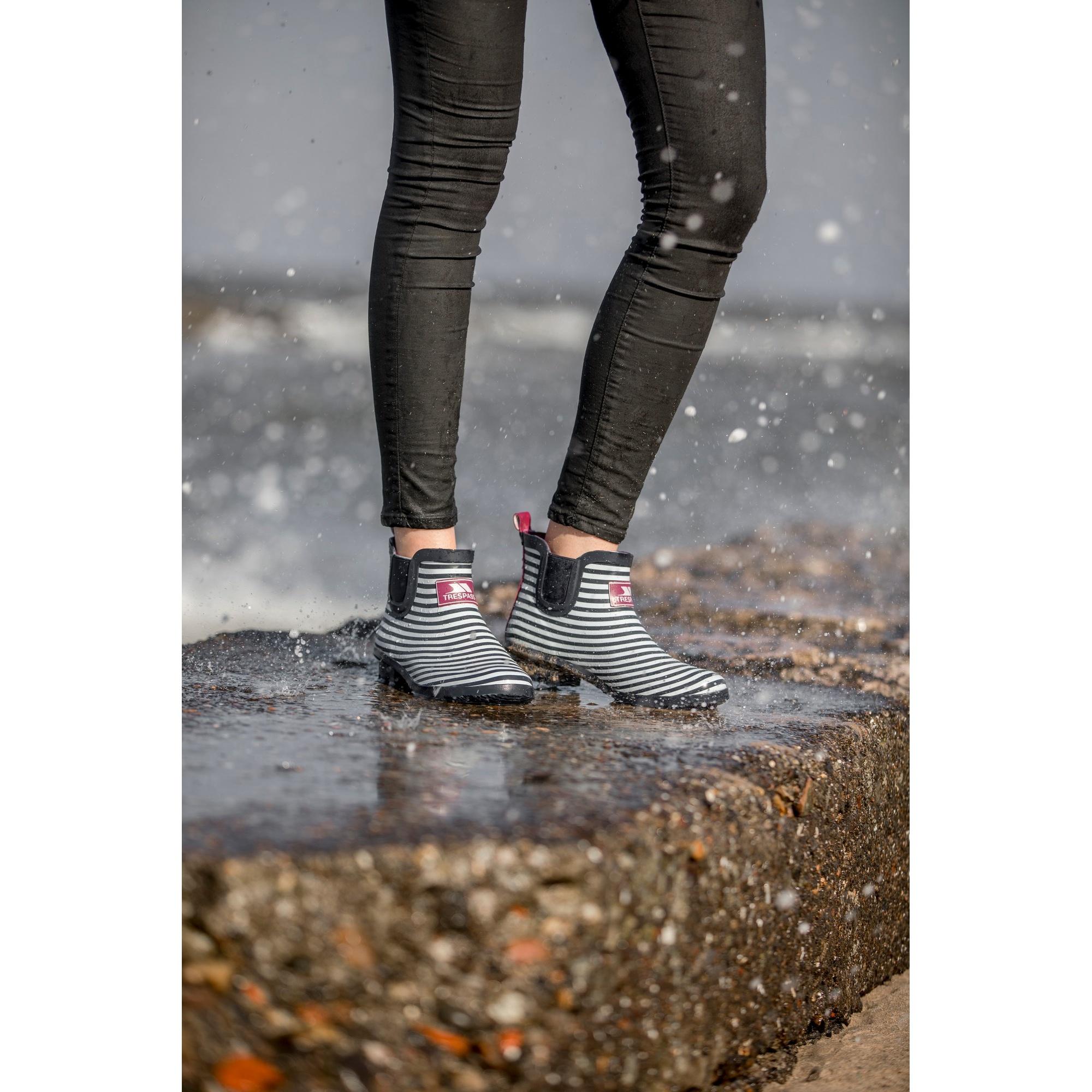 miniature 15 - Trespass - Bottines de pluie BEX - Femme (TP4796)