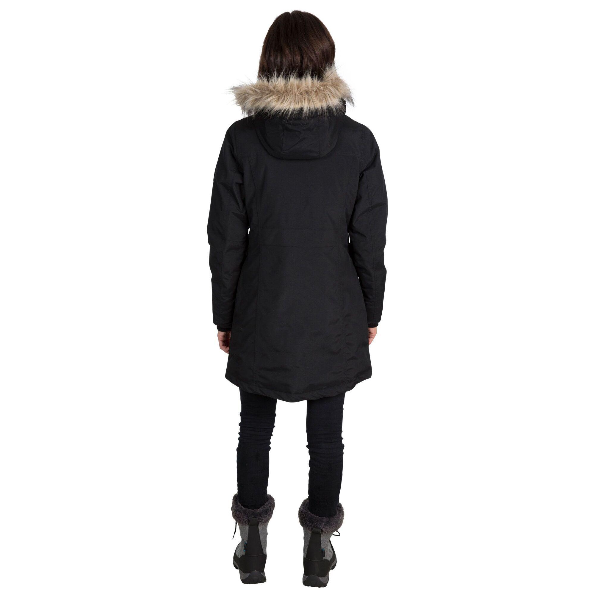 Trespass Womens/ladies Bettany Dlx Down Jacket (L) (Sandstone)