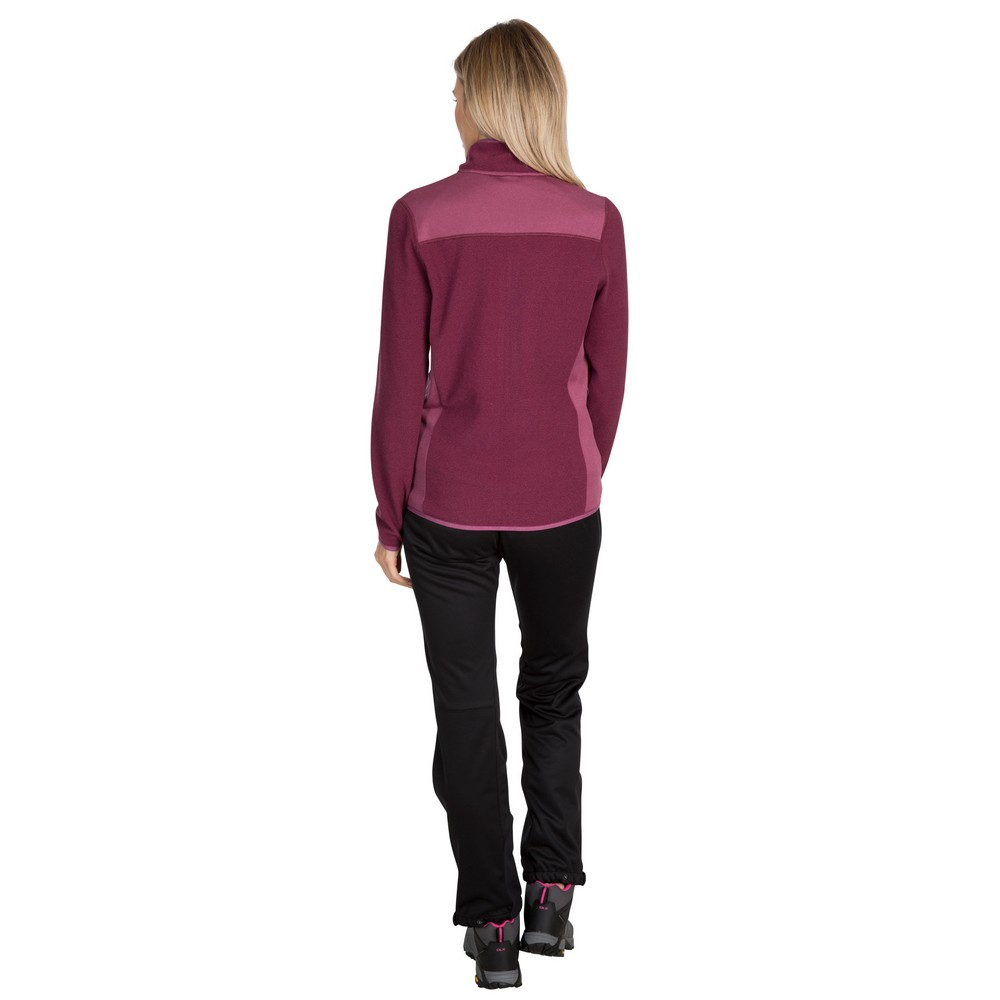 Womens Trespass Kelsey DLX Fleece (M) (Fig)