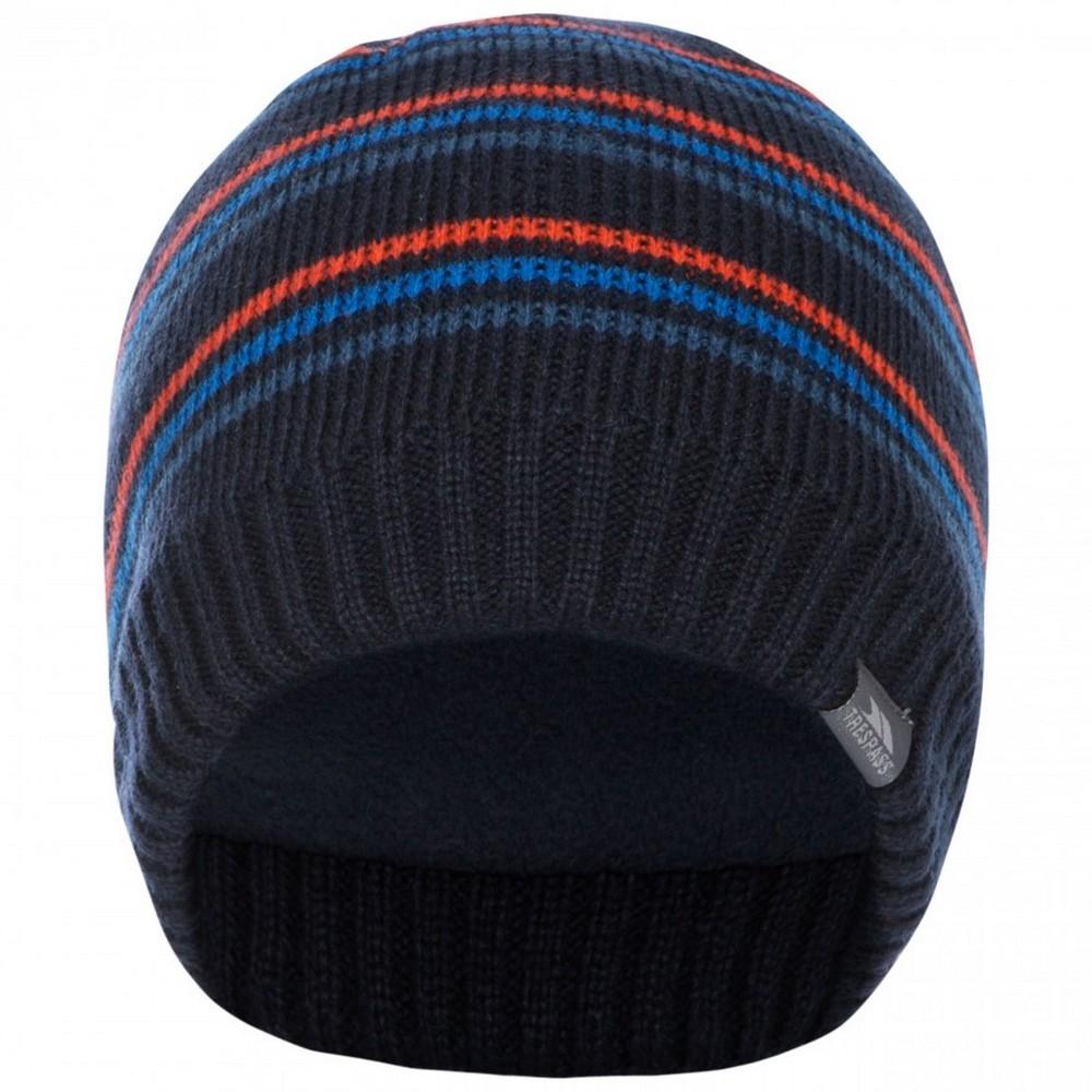 Trespass Mens Tomlins Knitted Beanie Hat TP3766